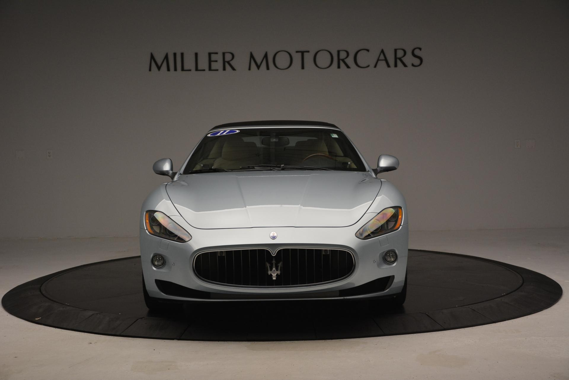 Used 2011 Maserati GranTurismo  For Sale In Westport, CT 45_p24