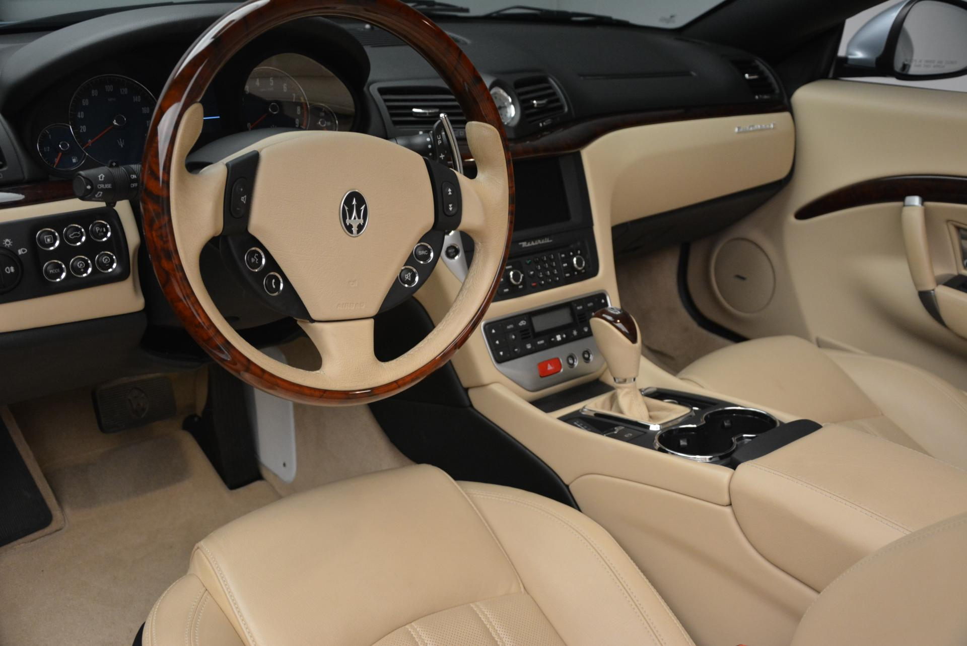 Used 2011 Maserati GranTurismo  For Sale In Westport, CT 45_p25