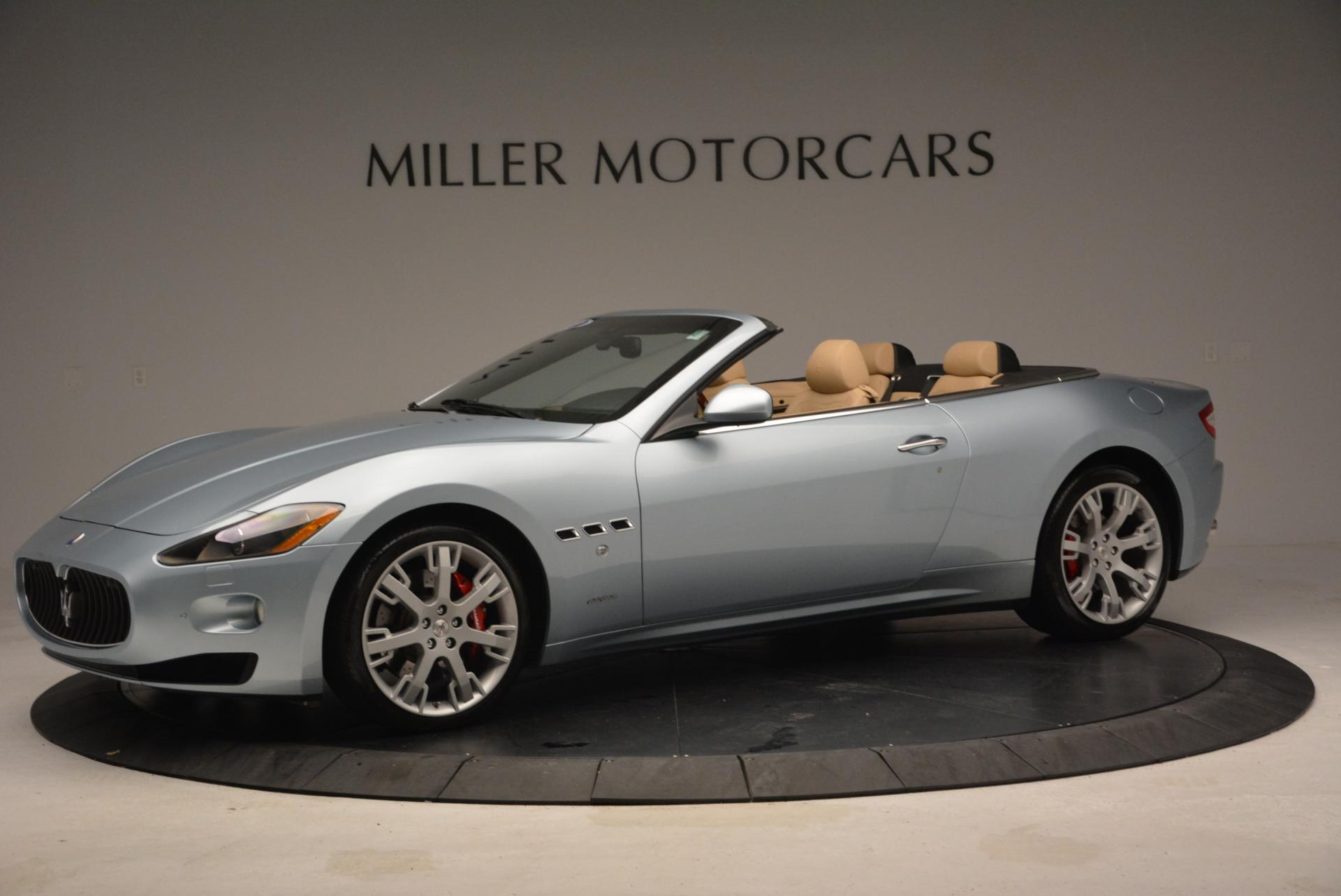 Used 2011 Maserati GranTurismo  For Sale In Westport, CT 45_p2