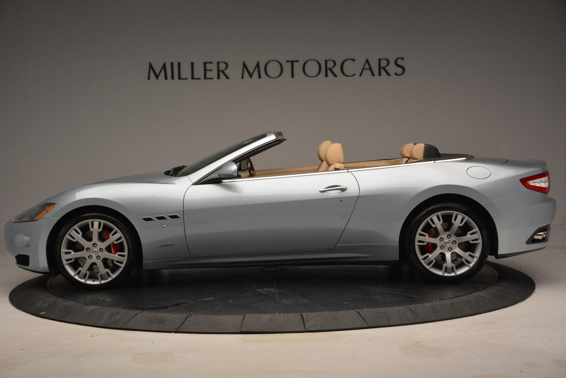 Used 2011 Maserati GranTurismo  For Sale In Westport, CT 45_p3