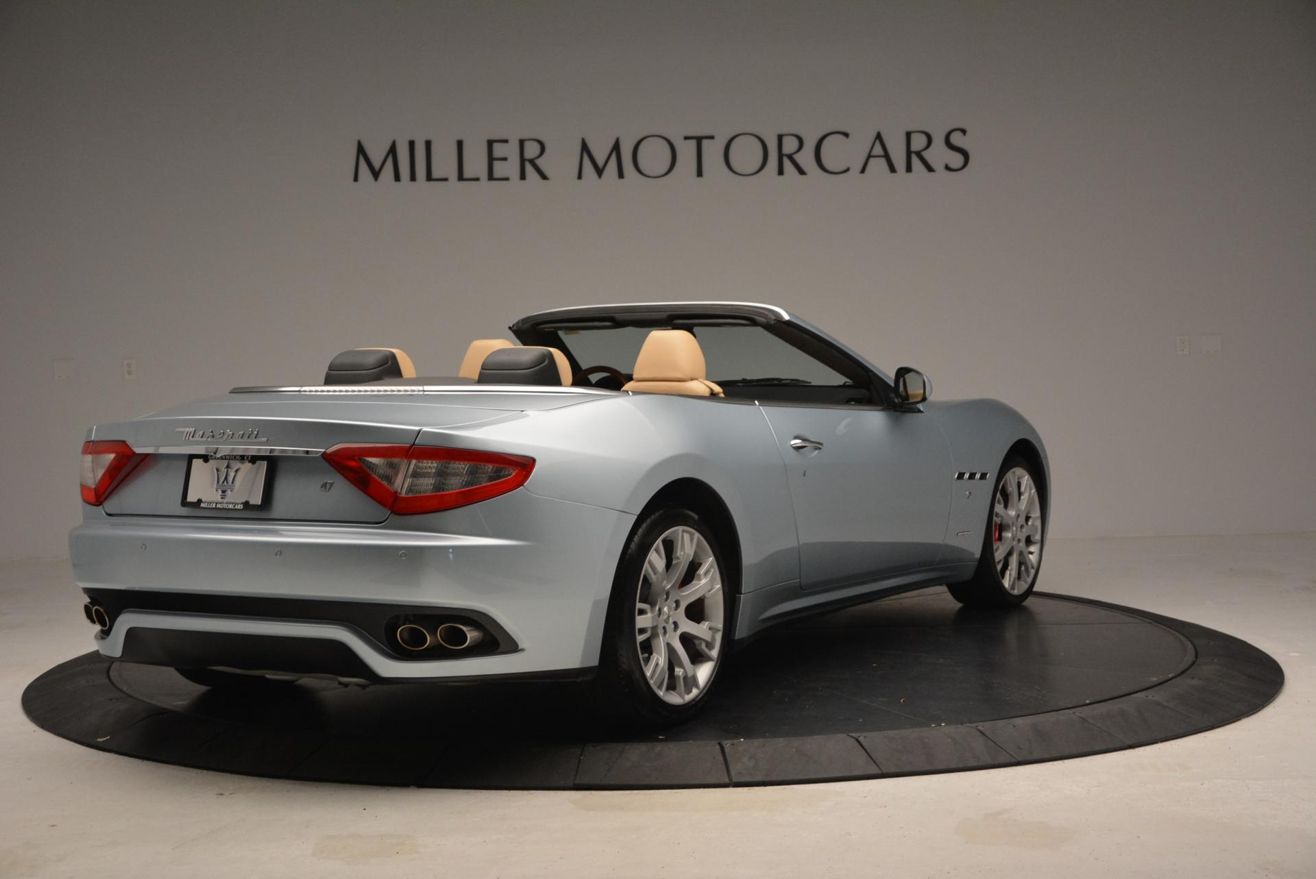Used 2011 Maserati GranTurismo  For Sale In Westport, CT 45_p7
