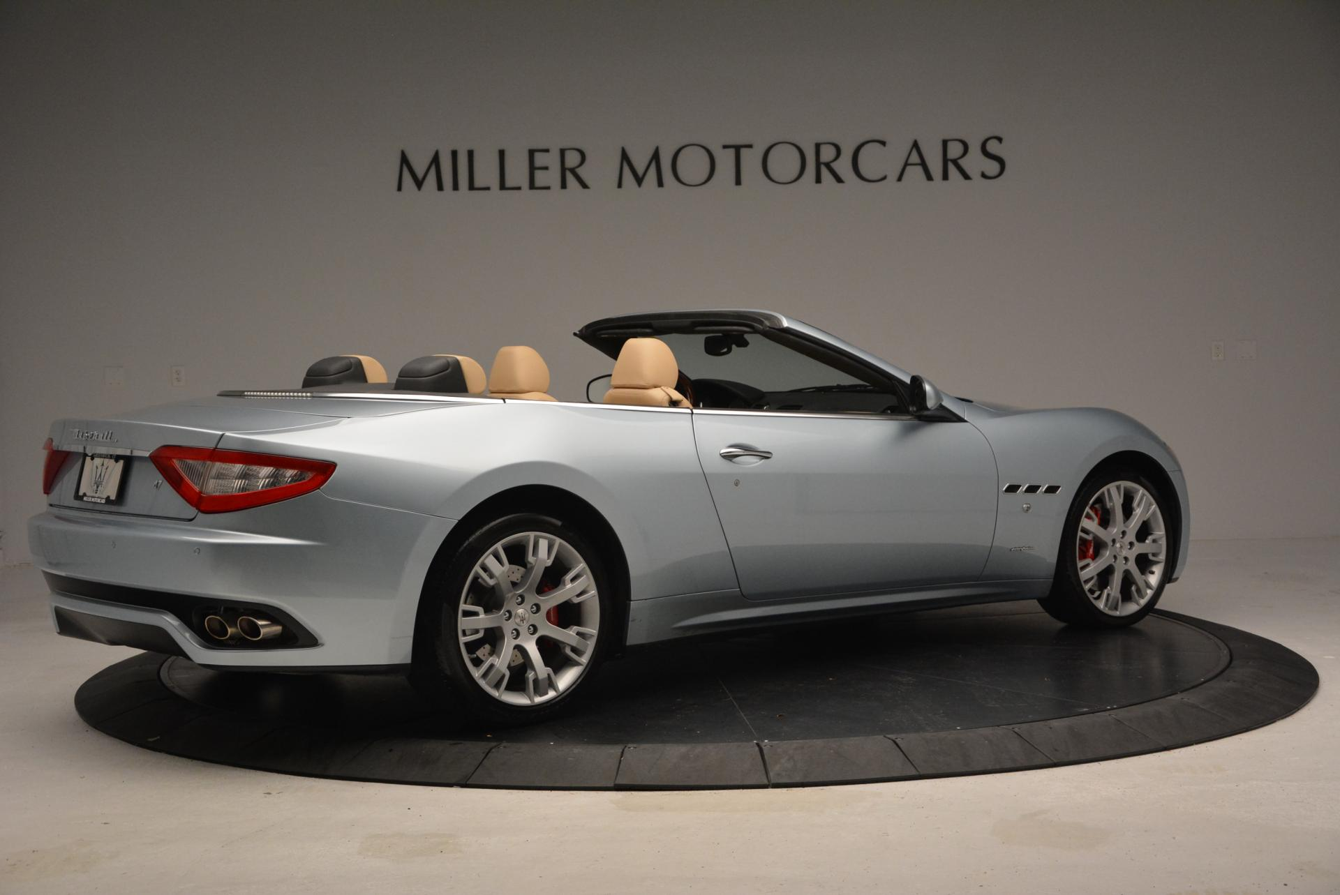 Used 2011 Maserati GranTurismo  For Sale In Westport, CT 45_p8