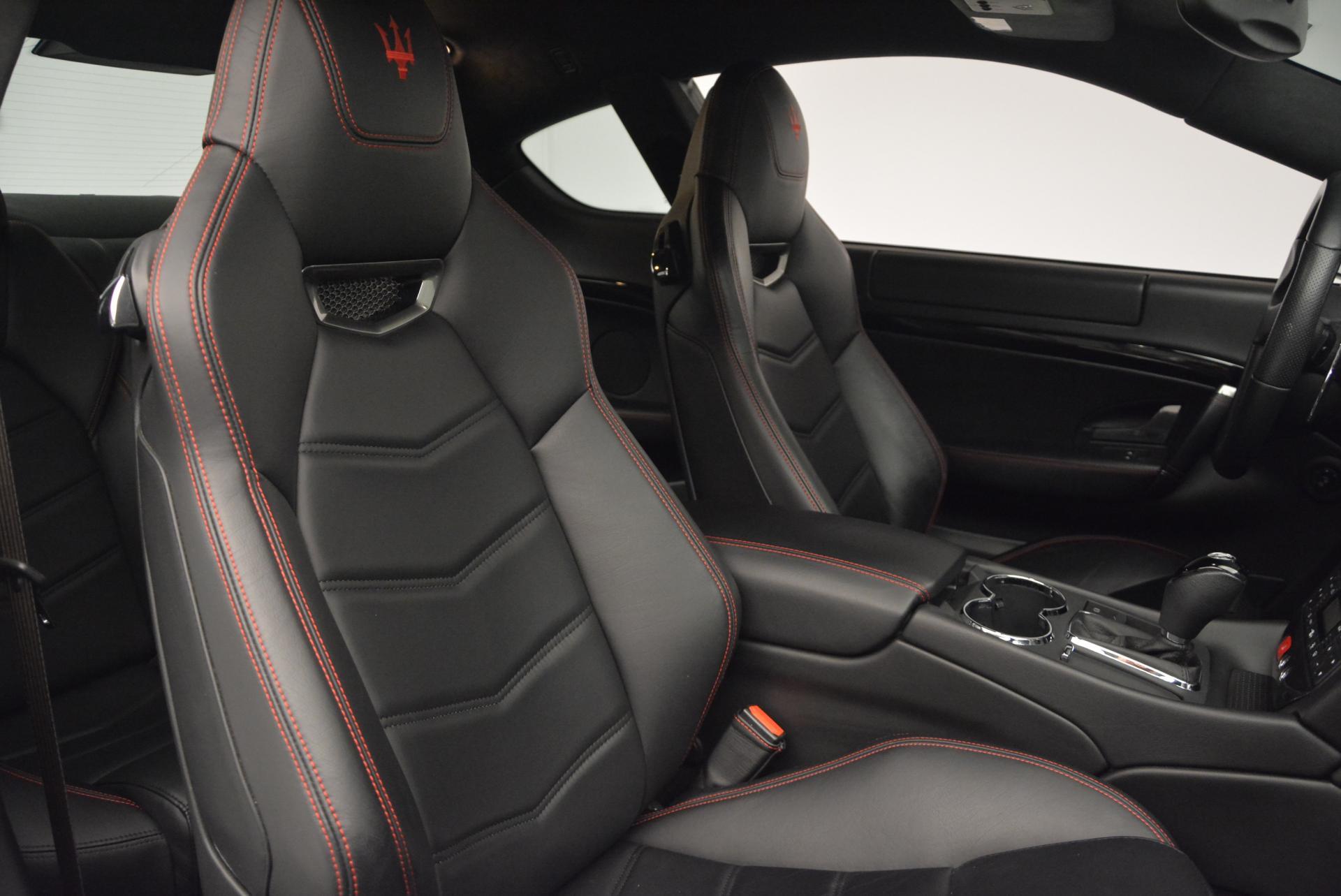 Used 2013 Maserati GranTurismo Sport For Sale In Westport, CT 46_p19