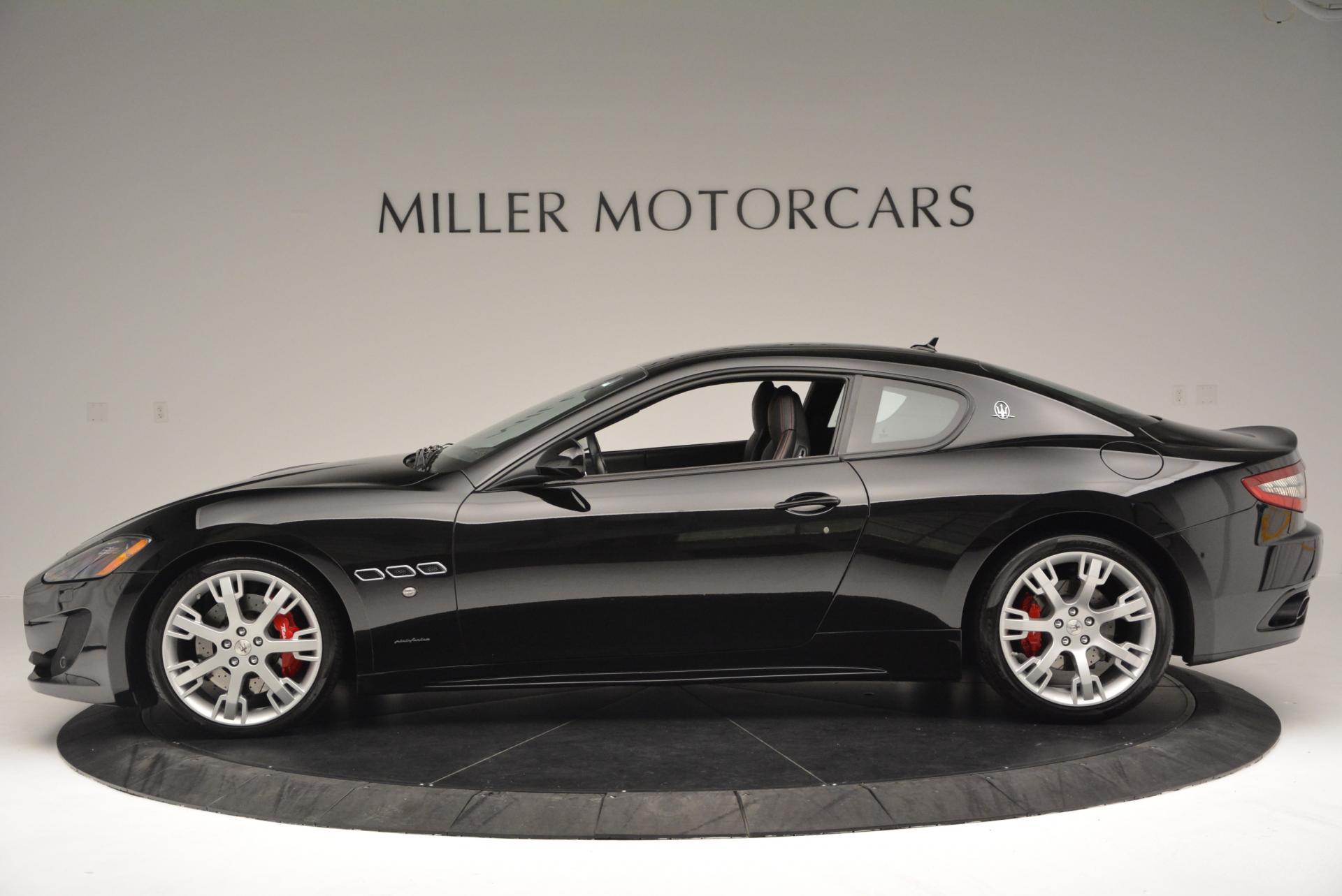 Used 2013 Maserati GranTurismo Sport For Sale In Westport, CT 46_p3