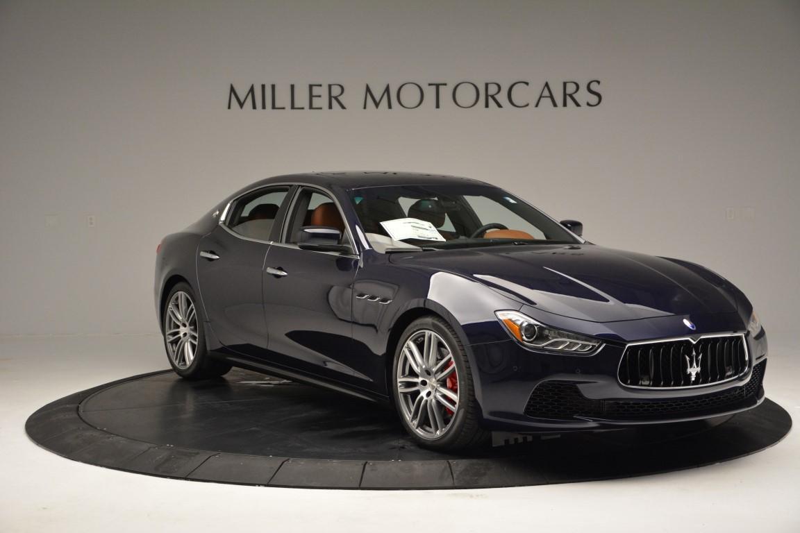 New 2016 Maserati Ghibli S Q4 For Sale In Westport, CT 48_p11