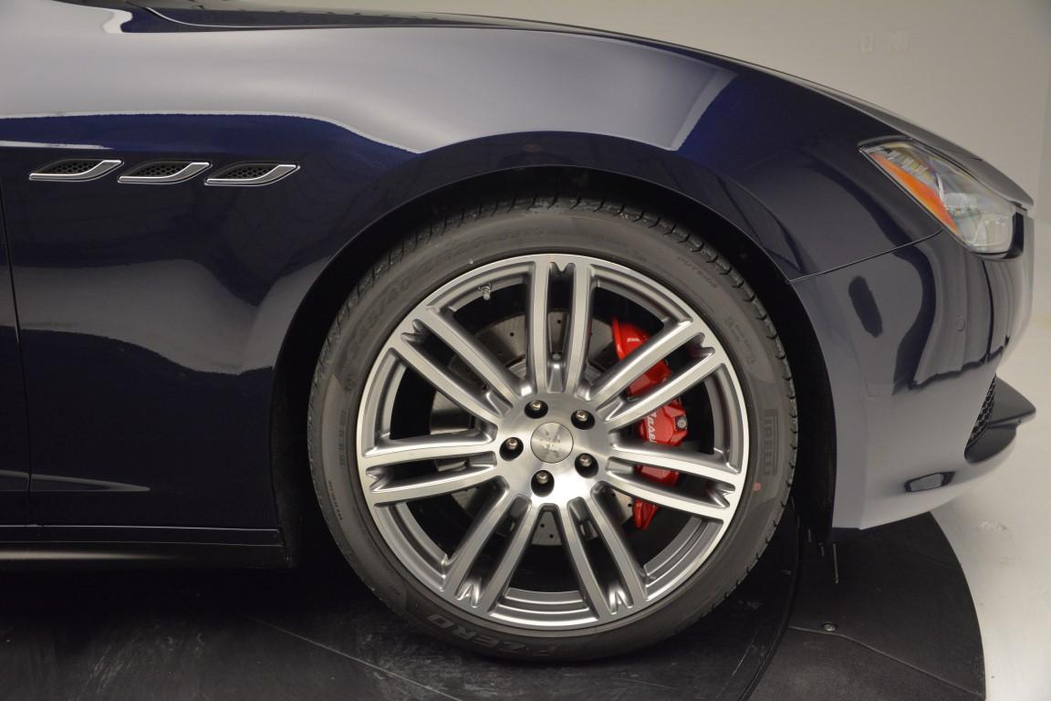 New 2016 Maserati Ghibli S Q4 For Sale In Westport, CT 48_p13