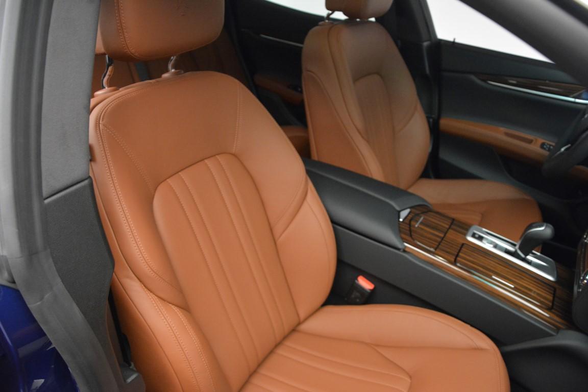 New 2016 Maserati Ghibli S Q4 For Sale In Westport, CT 48_p19