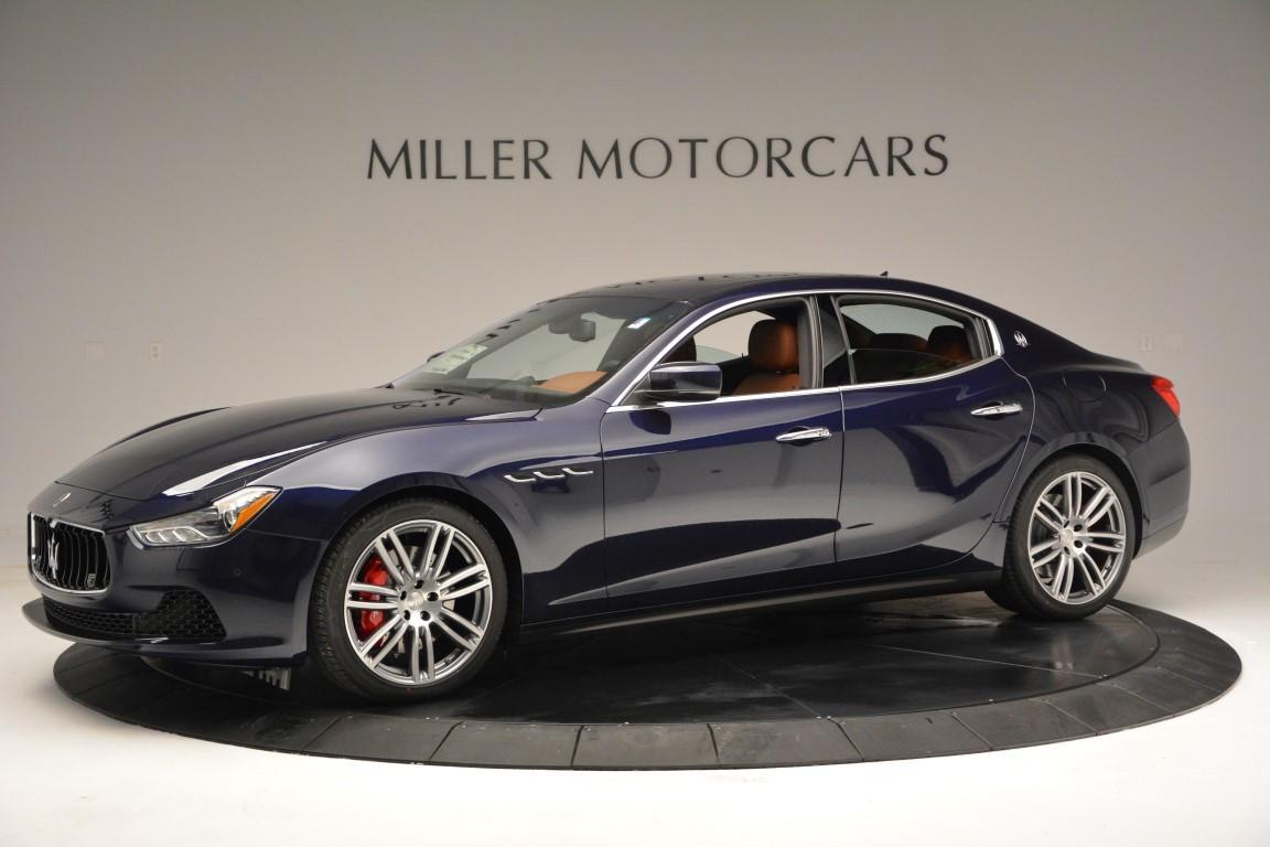 New 2016 Maserati Ghibli S Q4 For Sale In Westport, CT 48_p2