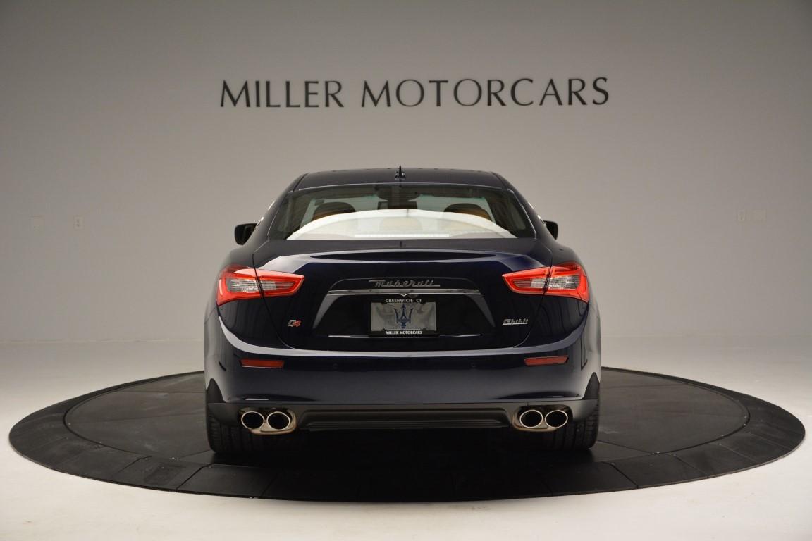 New 2016 Maserati Ghibli S Q4 For Sale In Westport, CT 48_p6