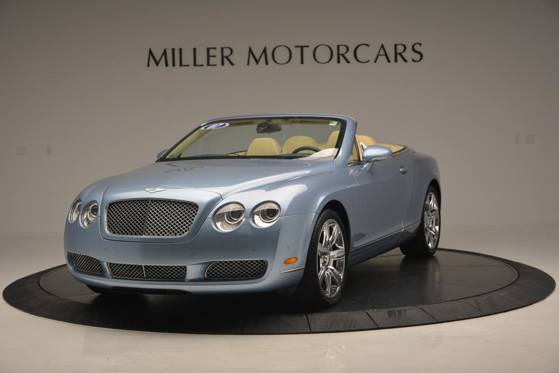 Used 2007 Bentley Continental GTC  For Sale In Westport, CT