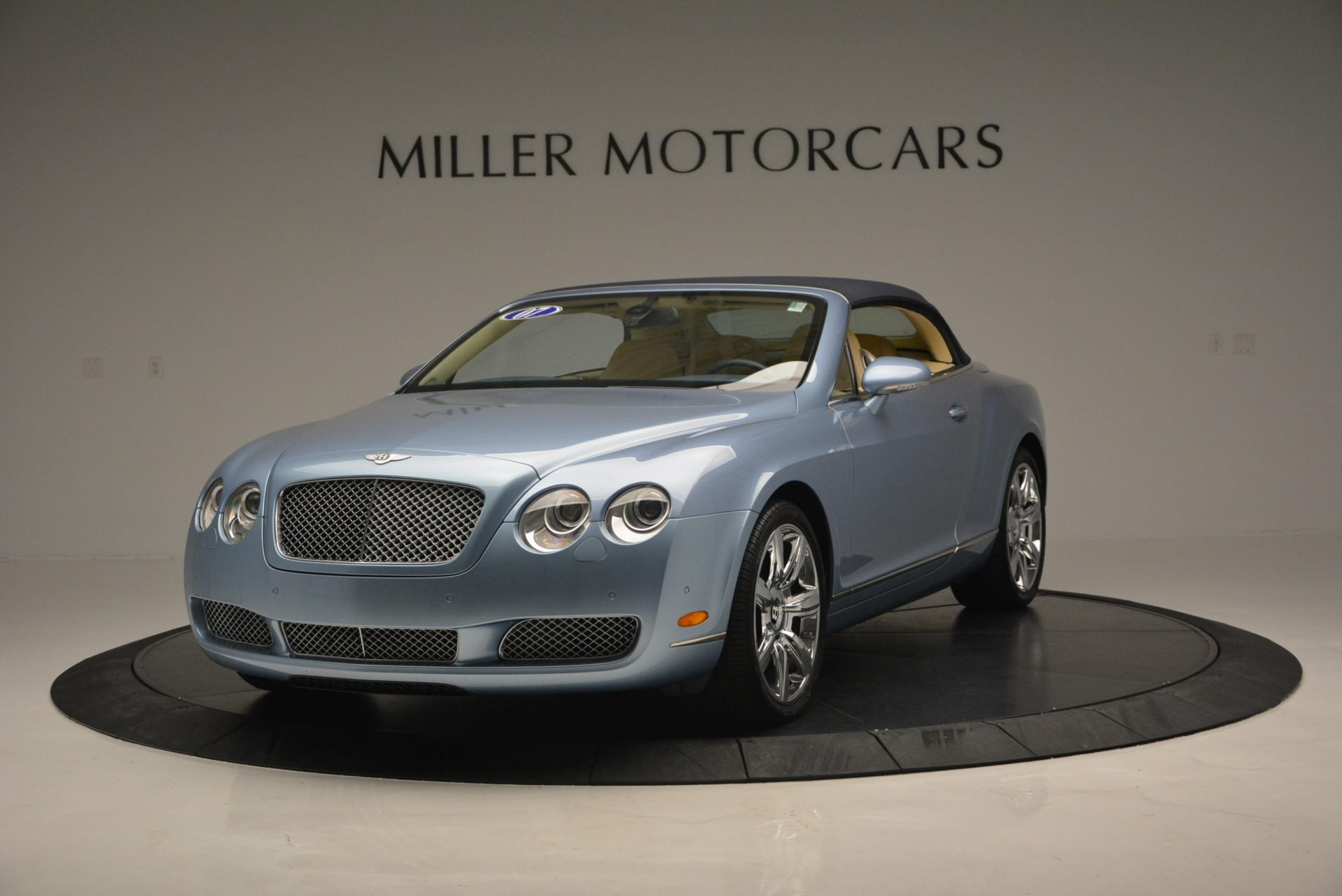 Used 2007 Bentley Continental GTC  For Sale In Westport, CT 495_p13