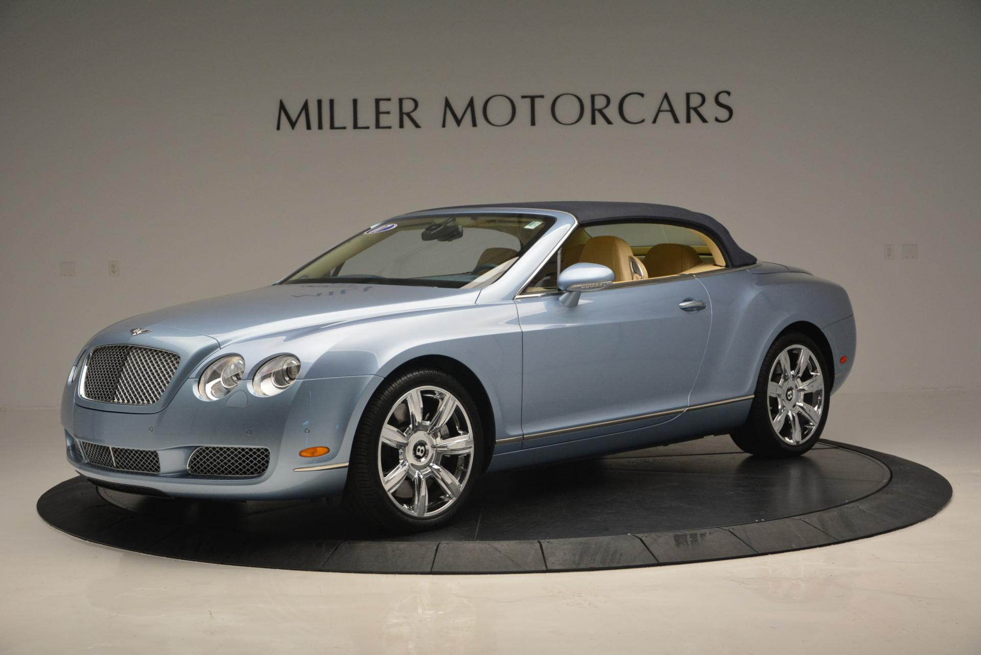 Used 2007 Bentley Continental GTC  For Sale In Westport, CT 495_p14