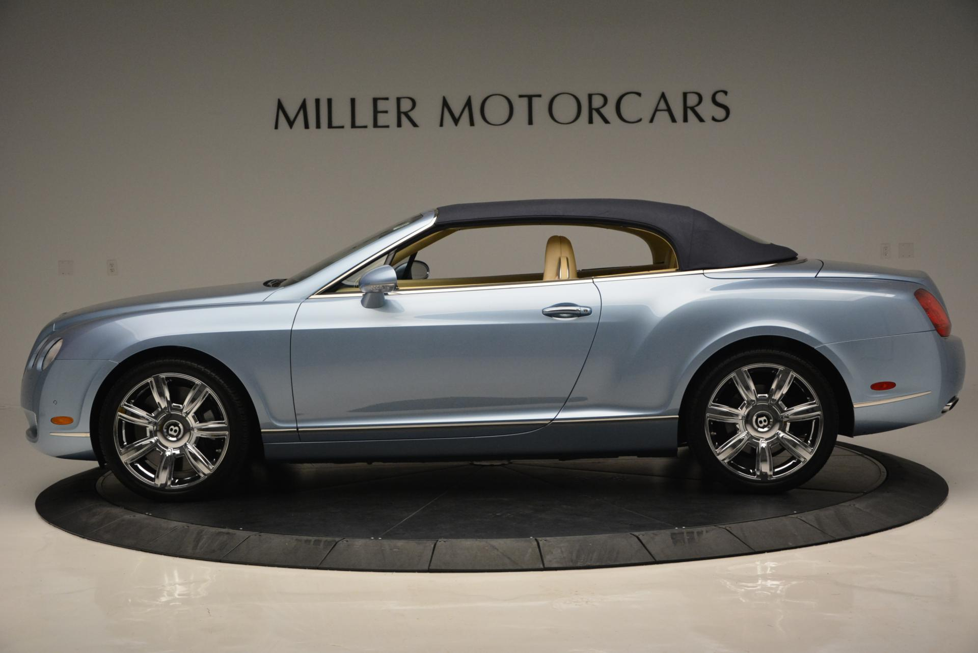 Used 2007 Bentley Continental GTC  For Sale In Westport, CT 495_p15