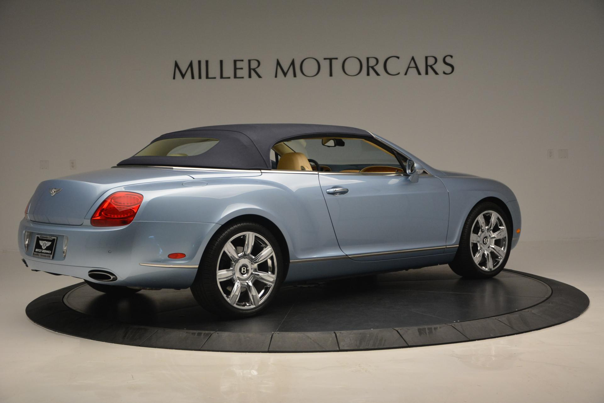 Used 2007 Bentley Continental GTC  For Sale In Westport, CT 495_p20