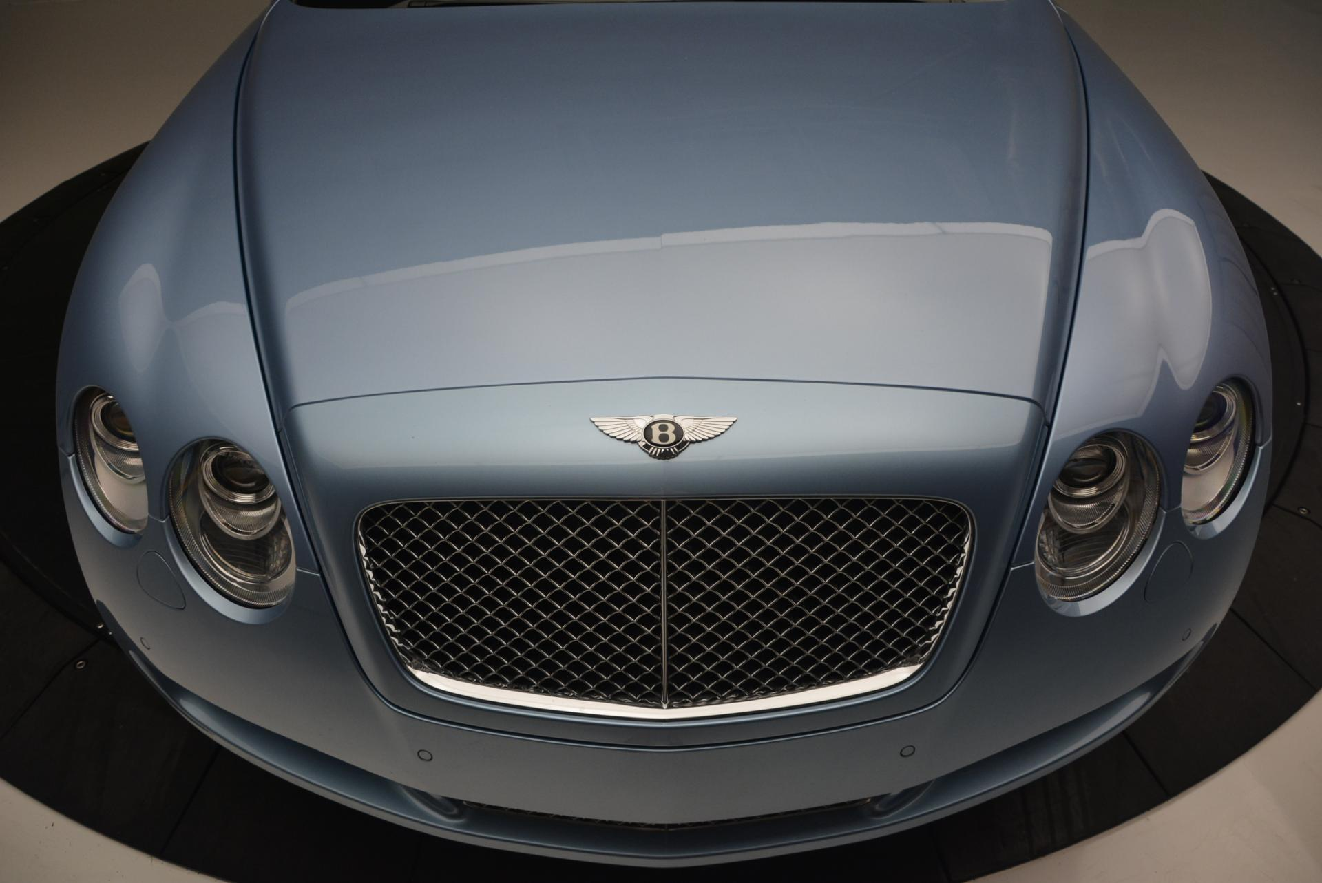 Used 2007 Bentley Continental GTC  For Sale In Westport, CT 495_p24