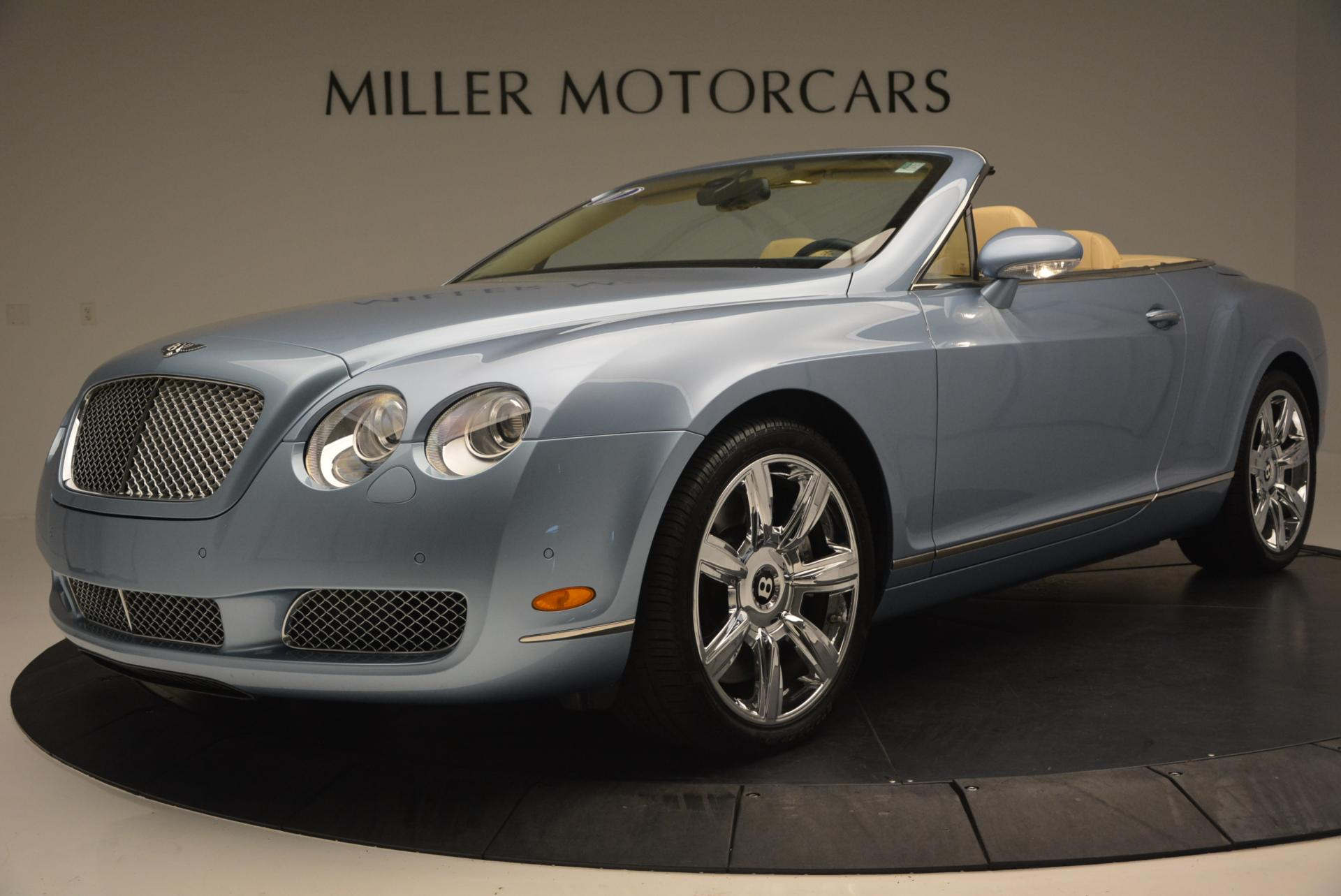 Used 2007 Bentley Continental GTC  For Sale In Westport, CT 495_p27