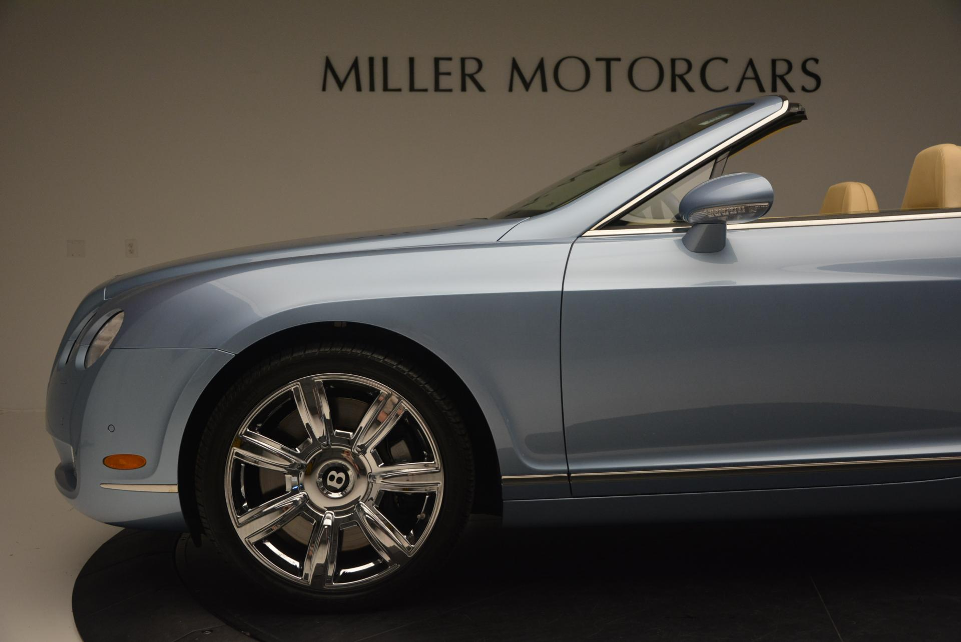 Used 2007 Bentley Continental GTC  For Sale In Westport, CT 495_p28