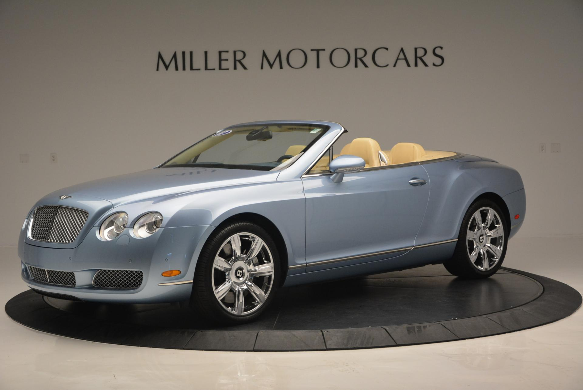 Used 2007 Bentley Continental GTC  For Sale In Westport, CT 495_p2