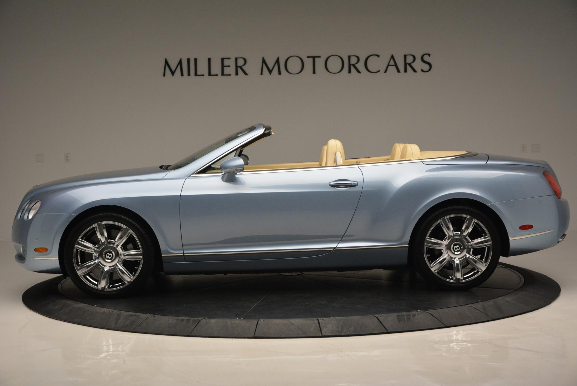 Used 2007 Bentley Continental GTC  For Sale In Westport, CT 495_p3