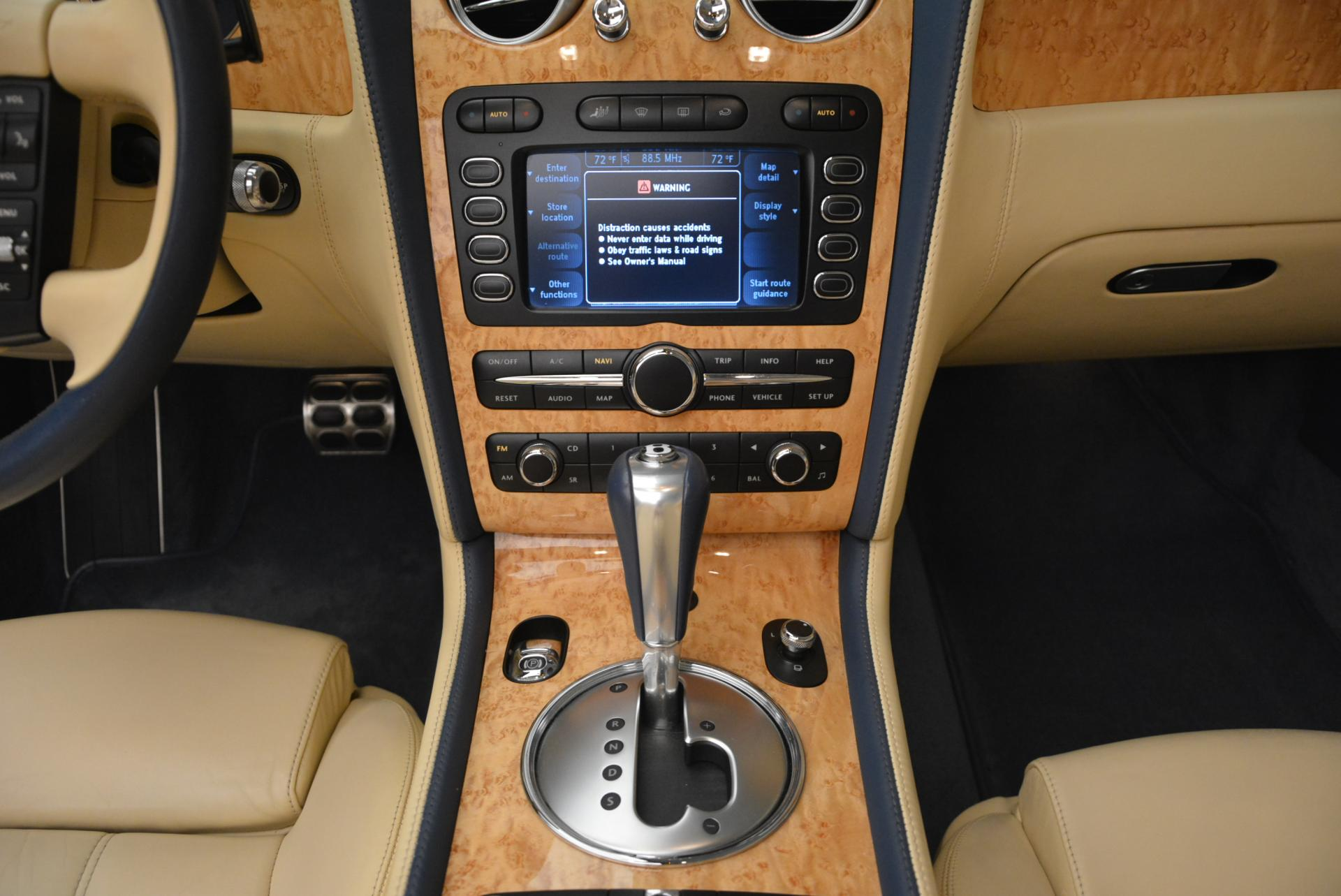 Used 2007 Bentley Continental GTC  For Sale In Westport, CT 495_p41