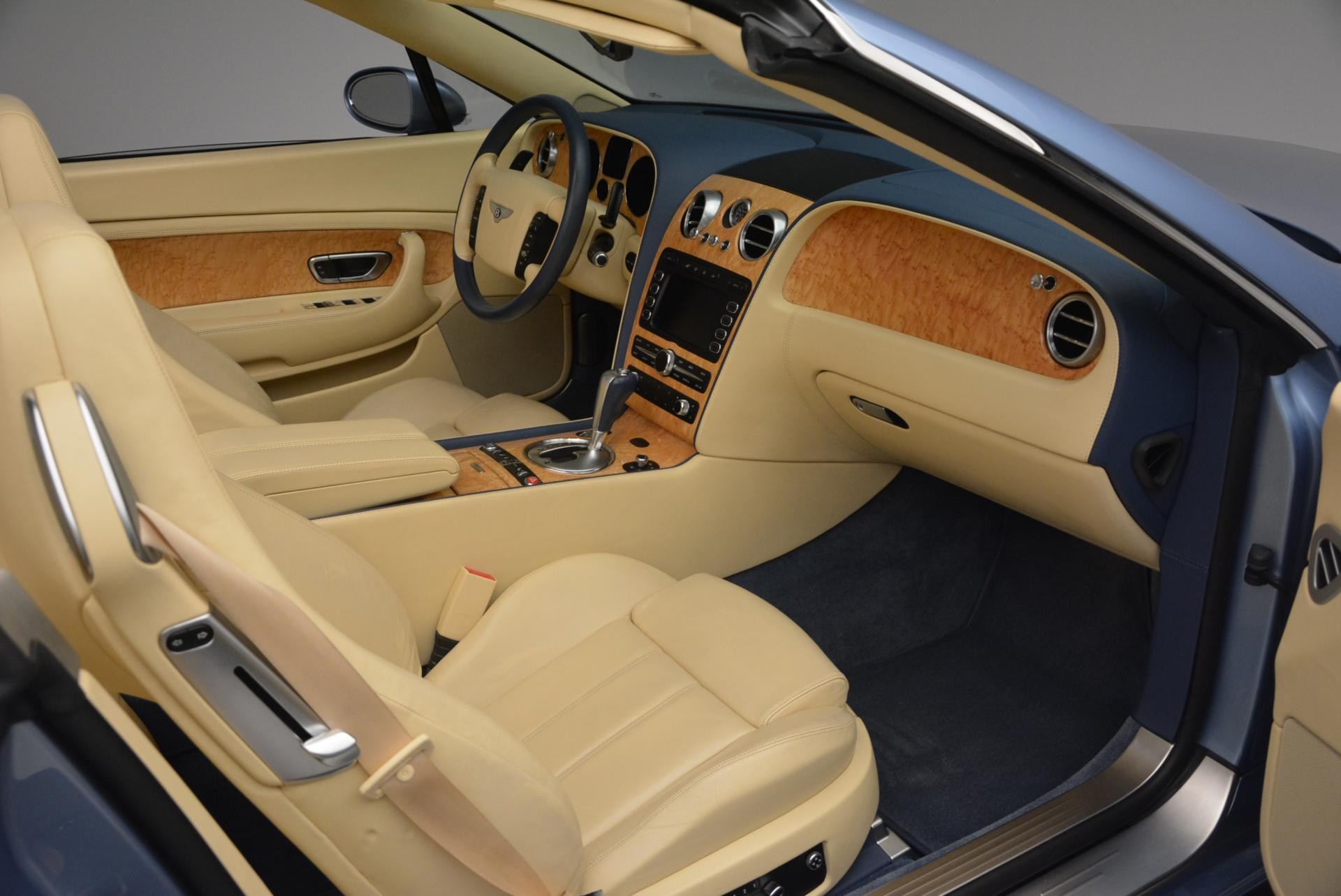 Used 2007 Bentley Continental GTC  For Sale In Westport, CT 495_p46