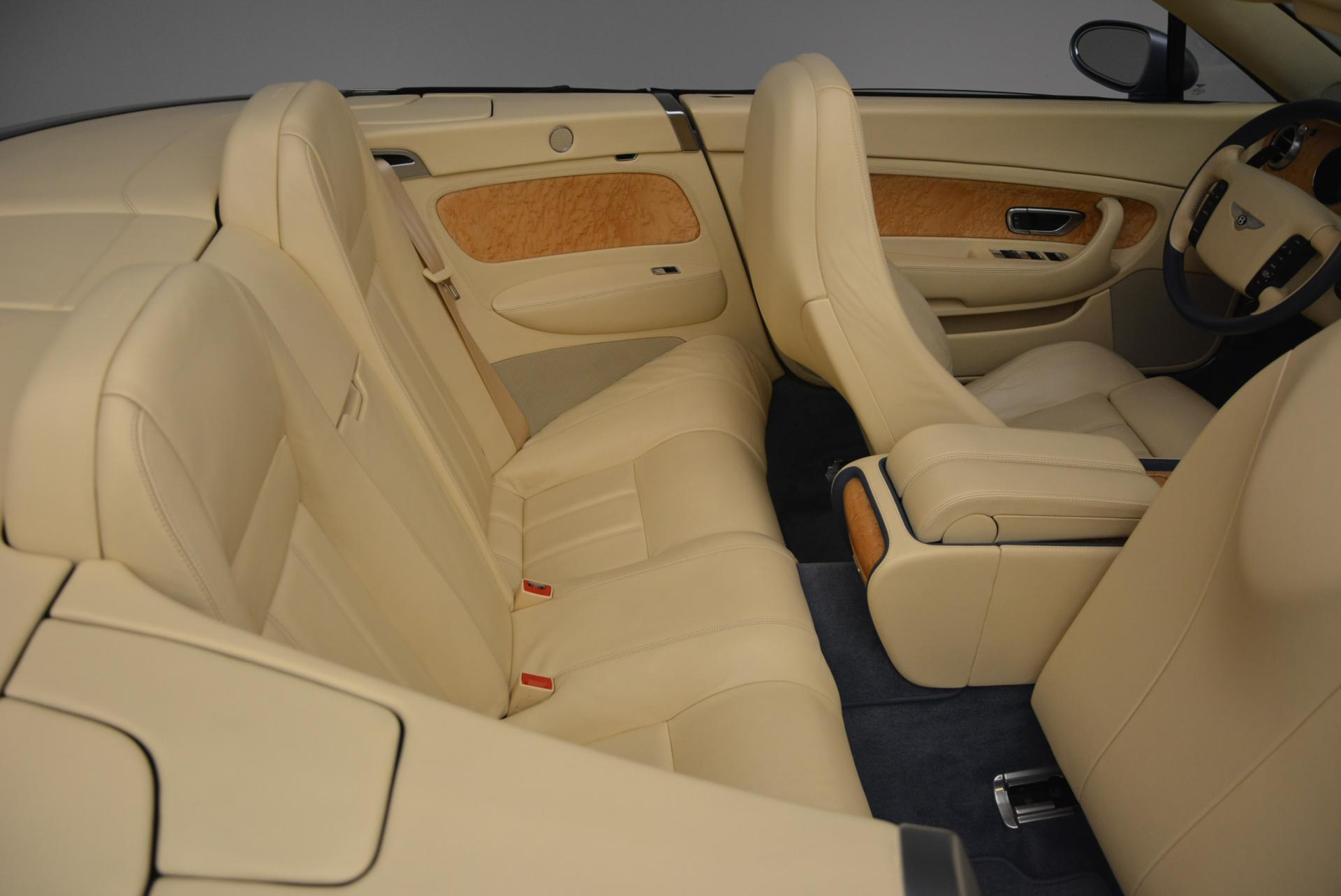 Used 2007 Bentley Continental GTC  For Sale In Westport, CT 495_p50
