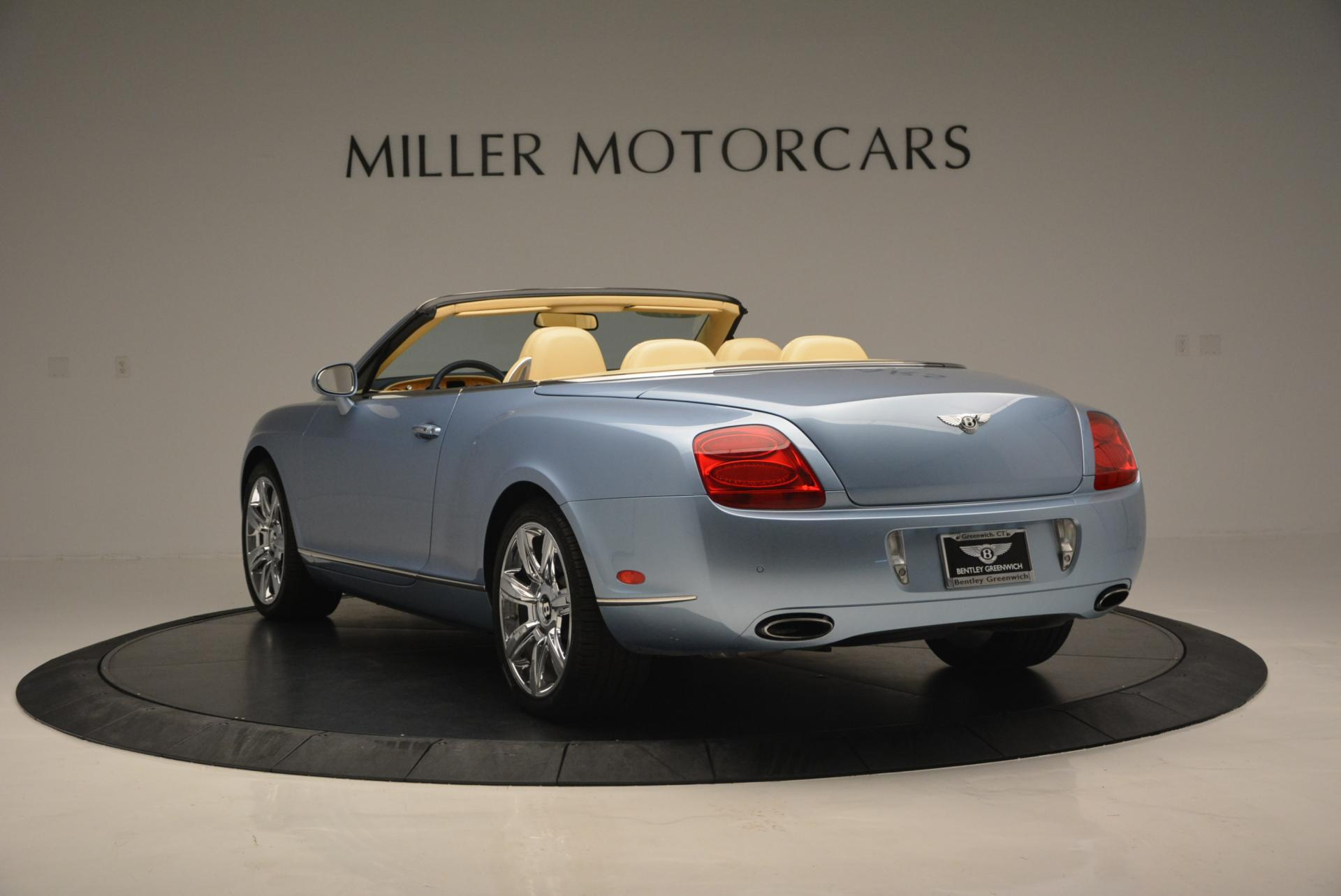 Used 2007 Bentley Continental GTC  For Sale In Westport, CT 495_p5