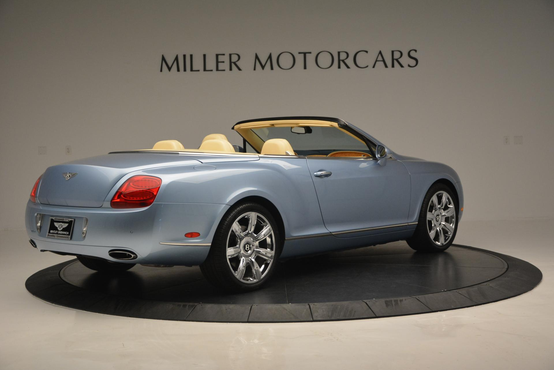 Used 2007 Bentley Continental GTC  For Sale In Westport, CT 495_p8