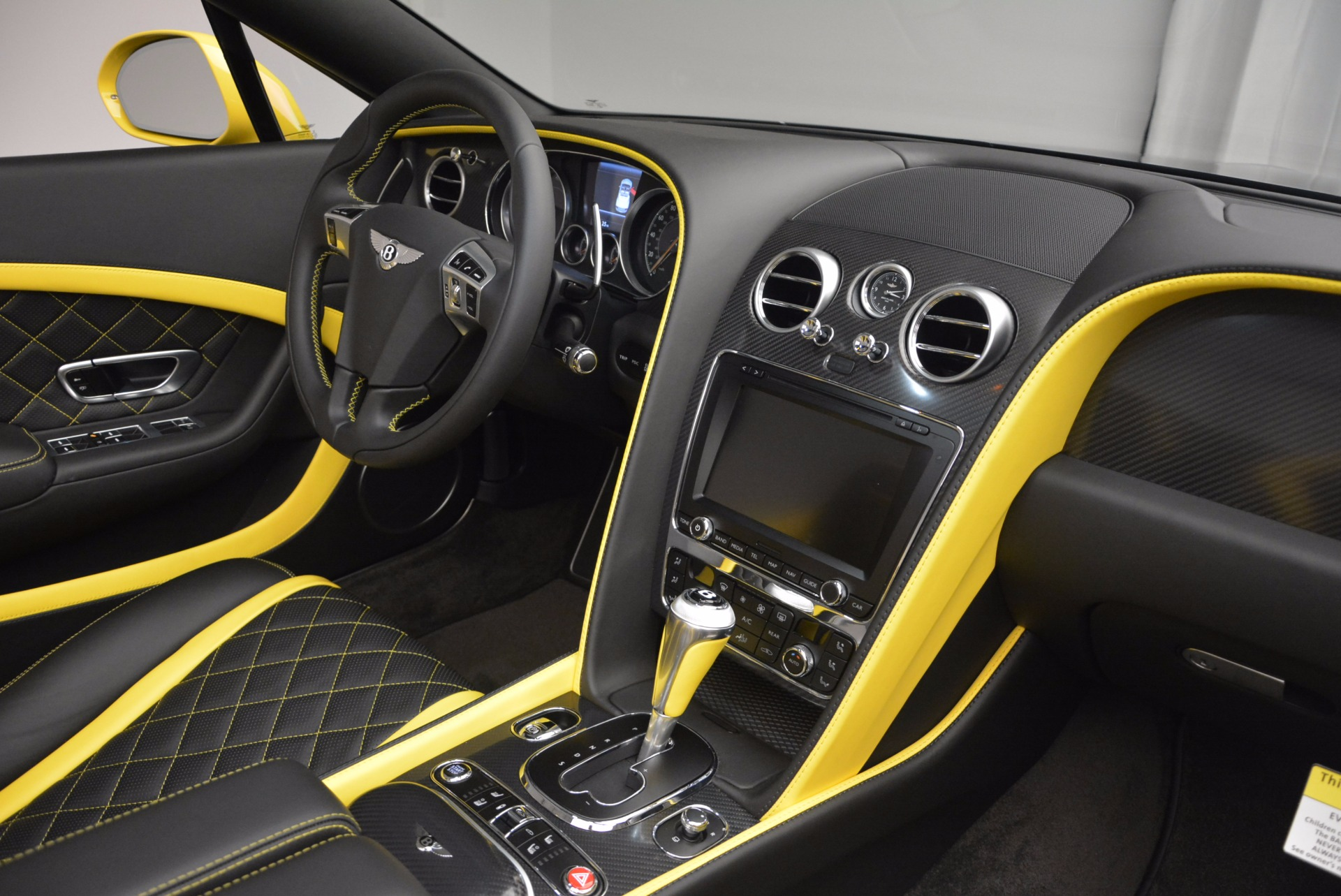 New 2017 Bentley Continental GT Speed Black Edition Convertible  For Sale In Westport, CT 496_p26