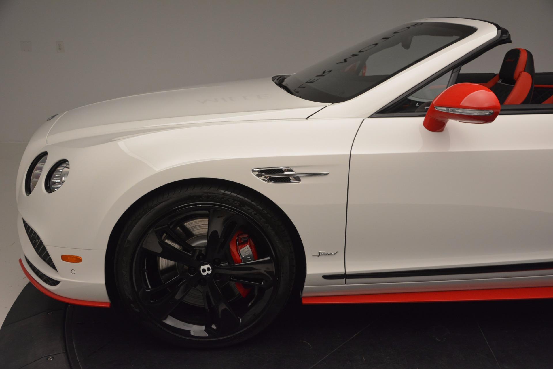 New 2017 Bentley Continental GT Speed For Sale In Westport, CT 497_p30