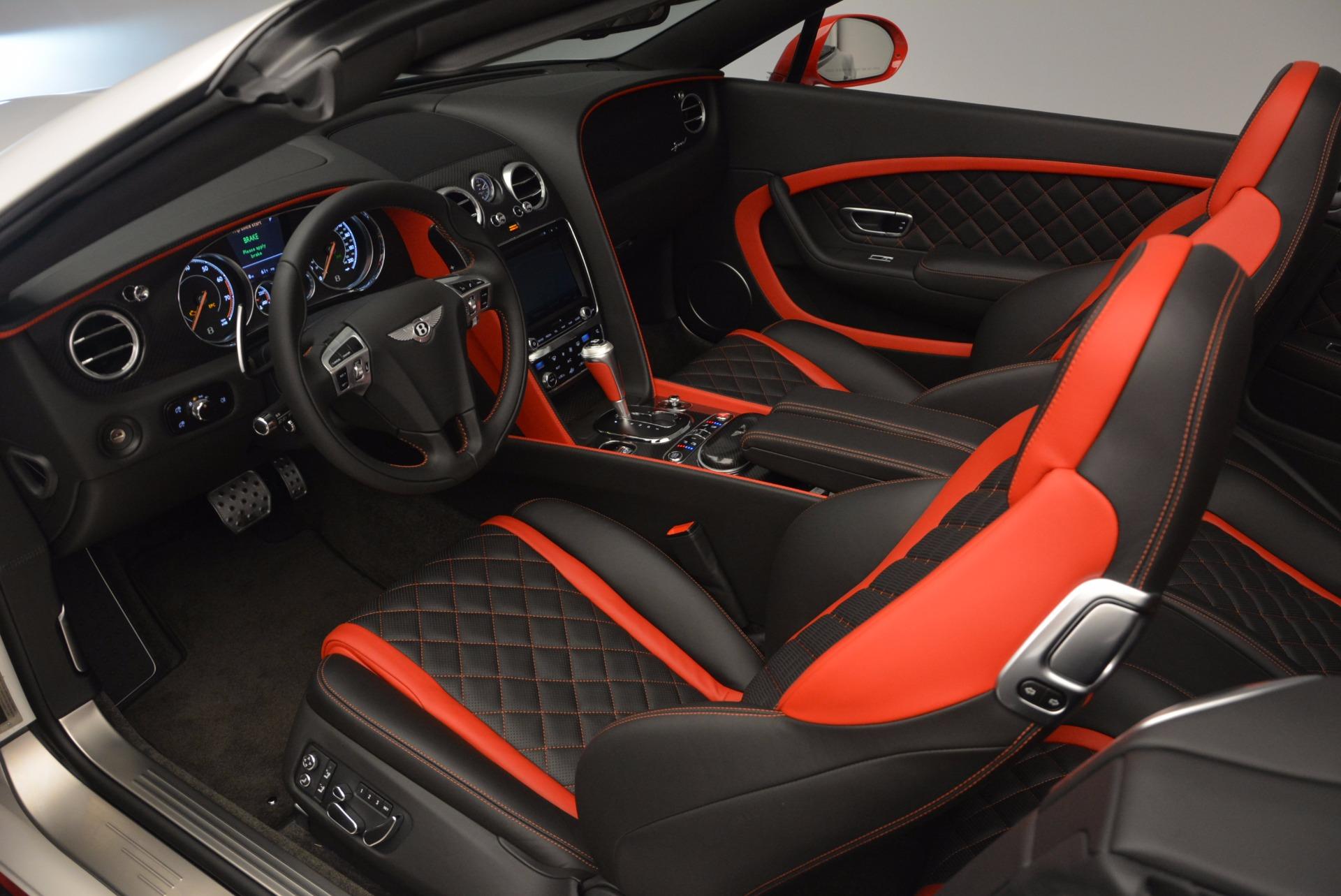 New 2017 Bentley Continental GT Speed For Sale In Westport, CT 497_p35