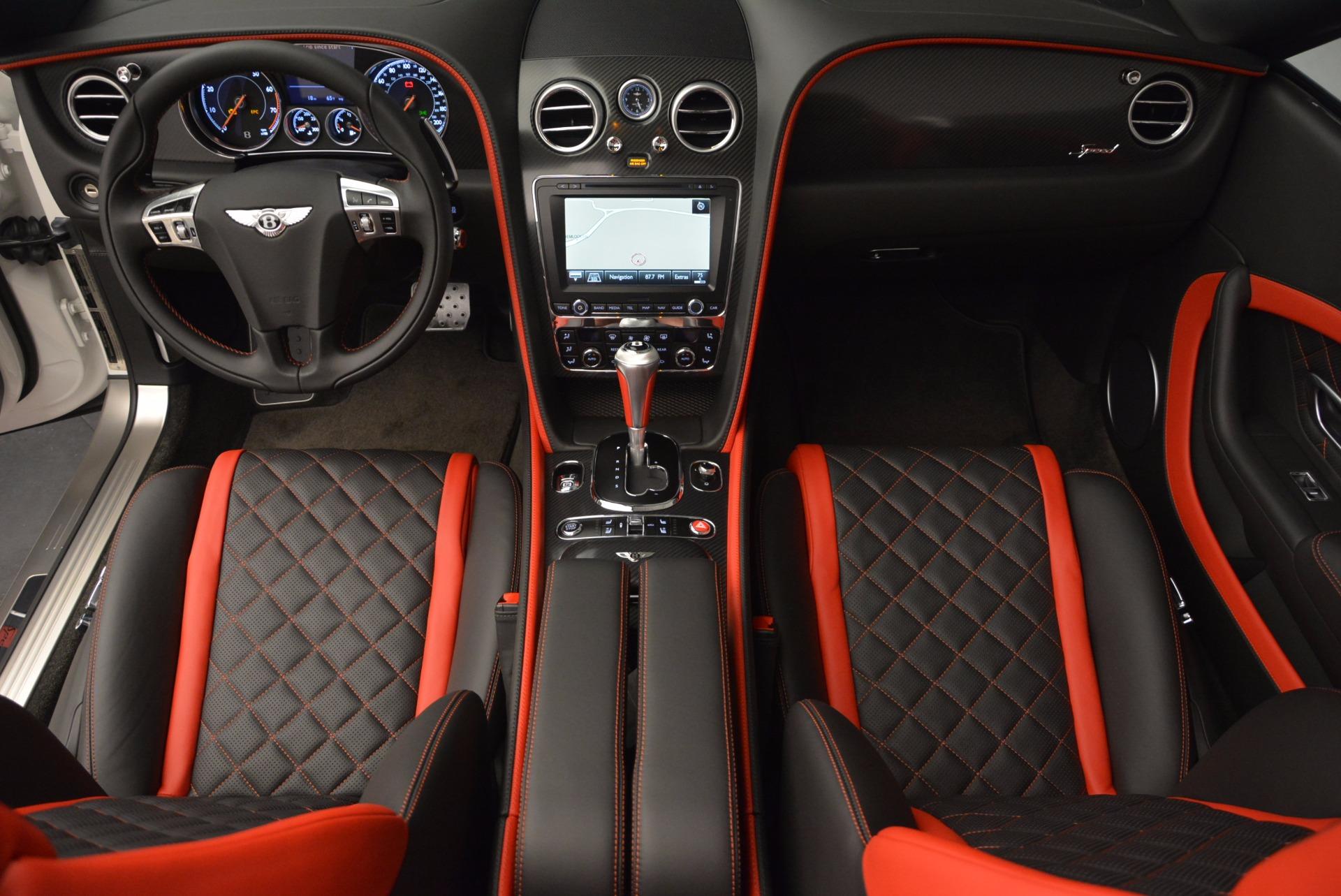 New 2017 Bentley Continental GT Speed For Sale In Westport, CT 497_p39