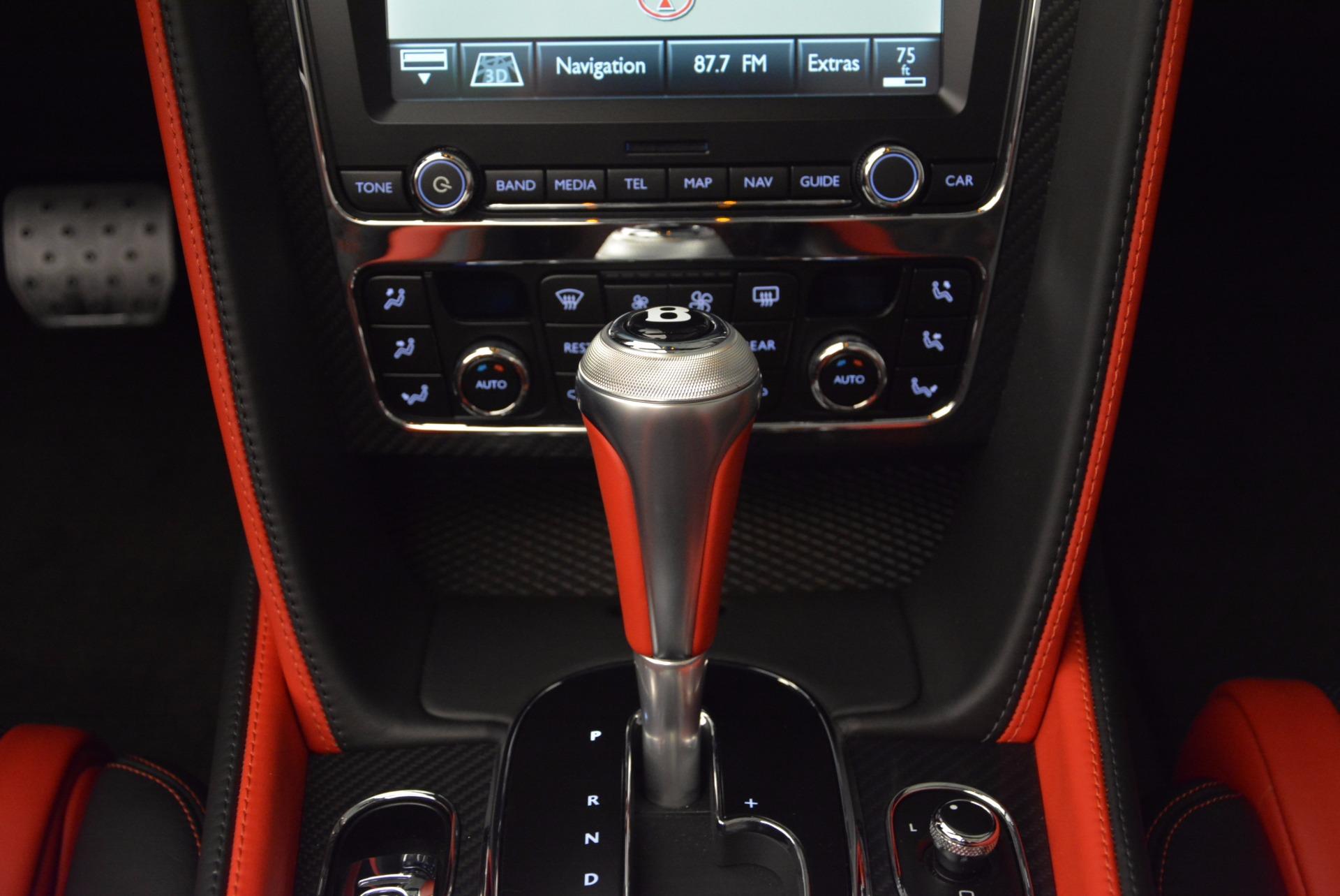 New 2017 Bentley Continental GT Speed For Sale In Westport, CT 497_p42