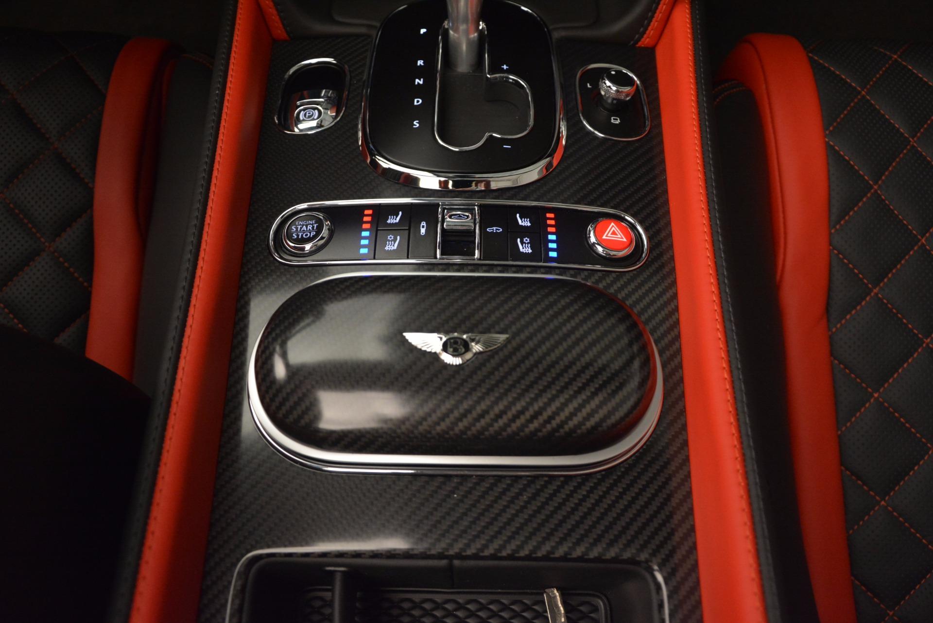 New 2017 Bentley Continental GT Speed For Sale In Westport, CT 497_p43
