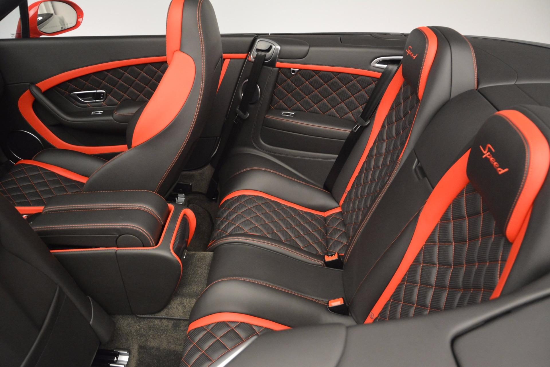 New 2017 Bentley Continental GT Speed For Sale In Westport, CT 497_p47