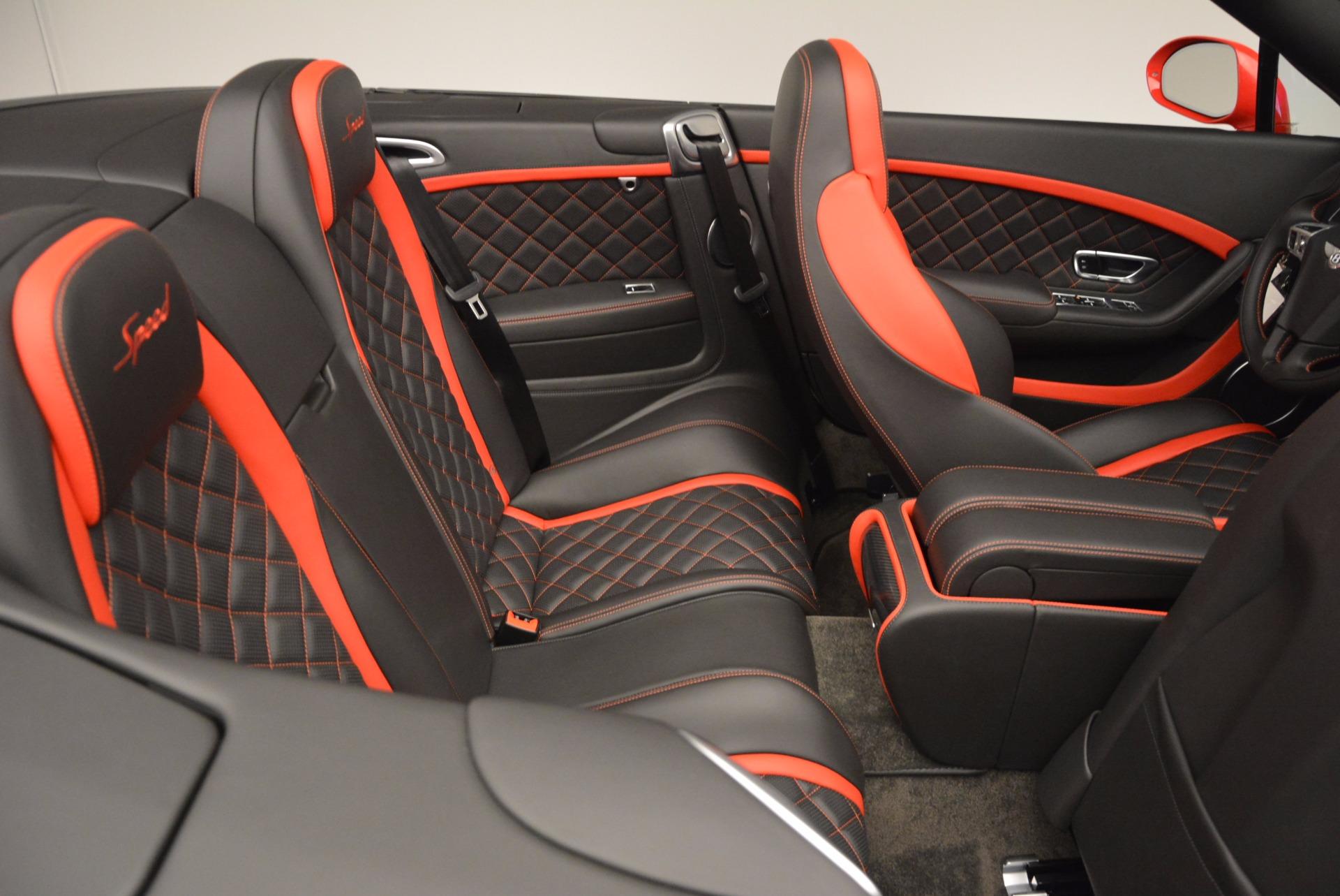 New 2017 Bentley Continental GT Speed For Sale In Westport, CT 497_p53