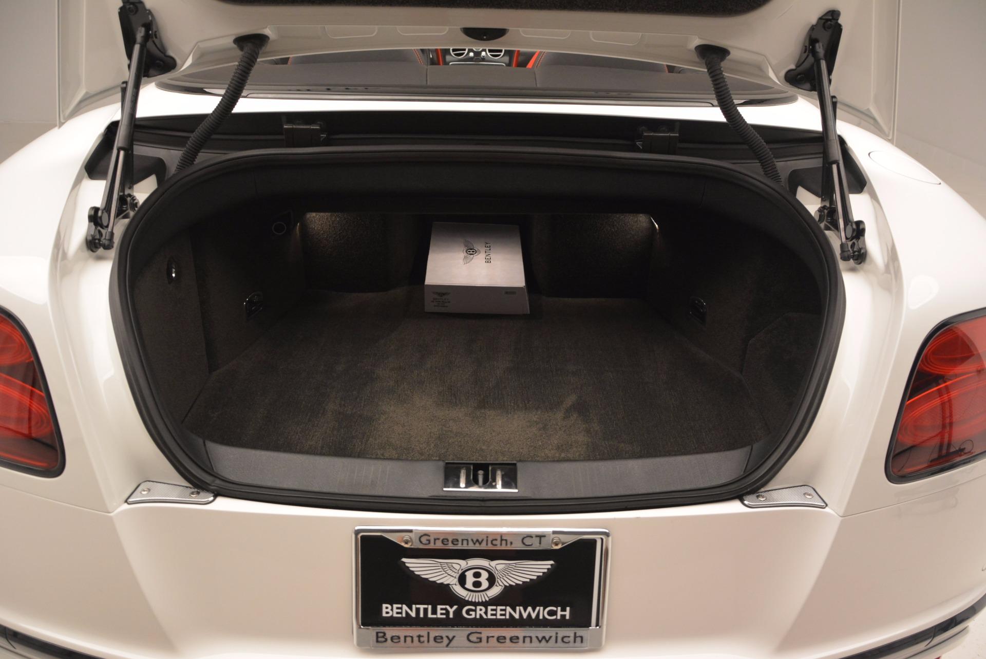 New 2017 Bentley Continental GT Speed For Sale In Westport, CT 497_p57