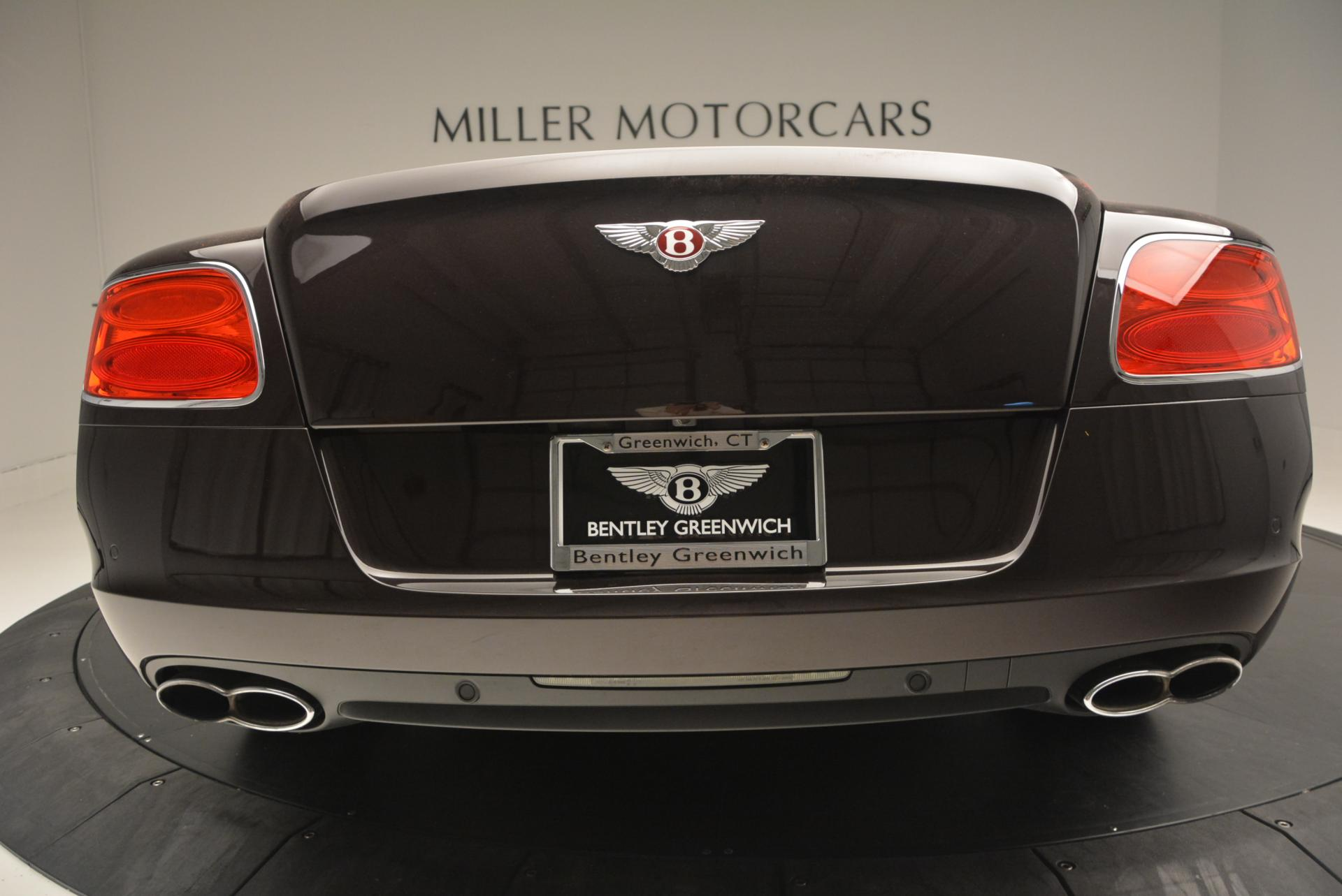 Used 2013 Bentley Continental GTC V8  For Sale In Westport, CT 498_p29
