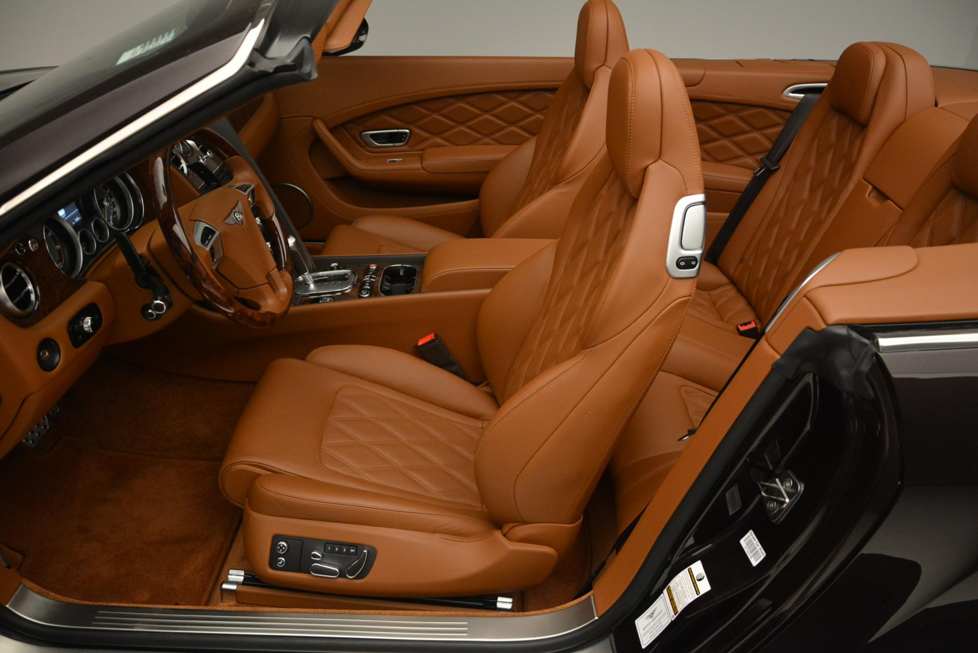 Used 2013 Bentley Continental GTC V8  For Sale In Westport, CT 498_p34