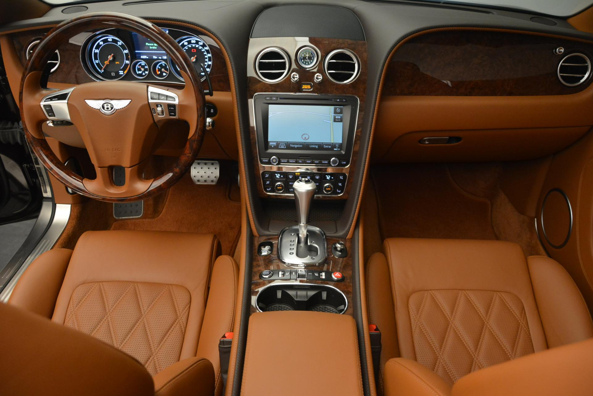 Used 2013 Bentley Continental GTC V8  For Sale In Westport, CT 498_p38