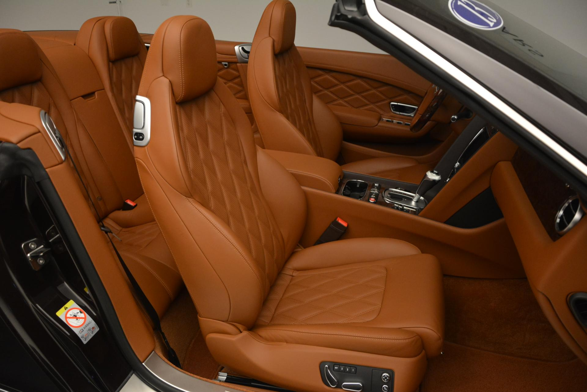 Used 2013 Bentley Continental GTC V8  For Sale In Westport, CT 498_p50