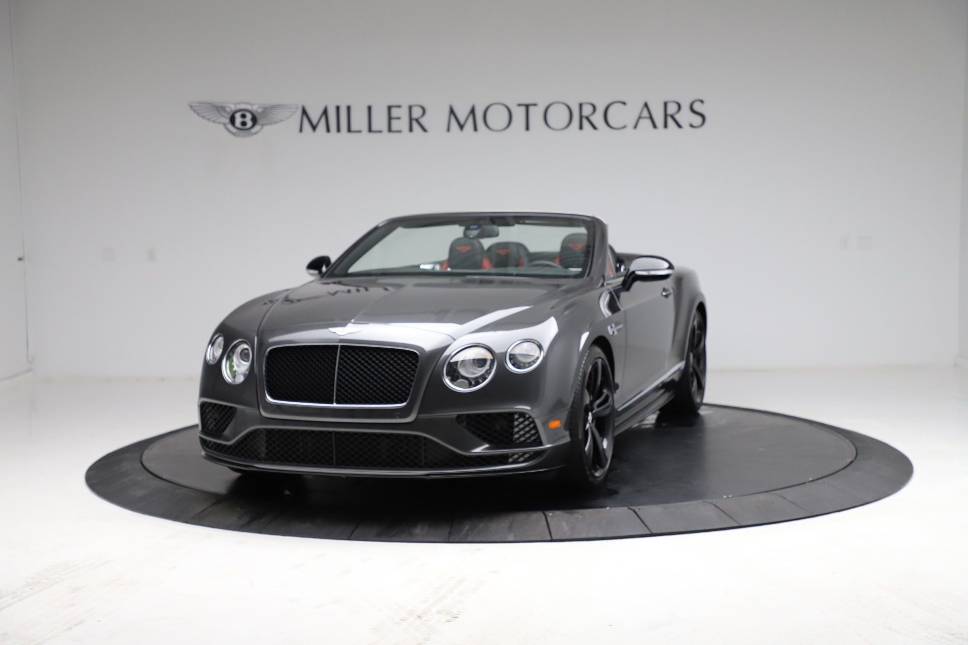 New 2017 Bentley Continental GT V8 S For Sale In Westport, CT 499_p2