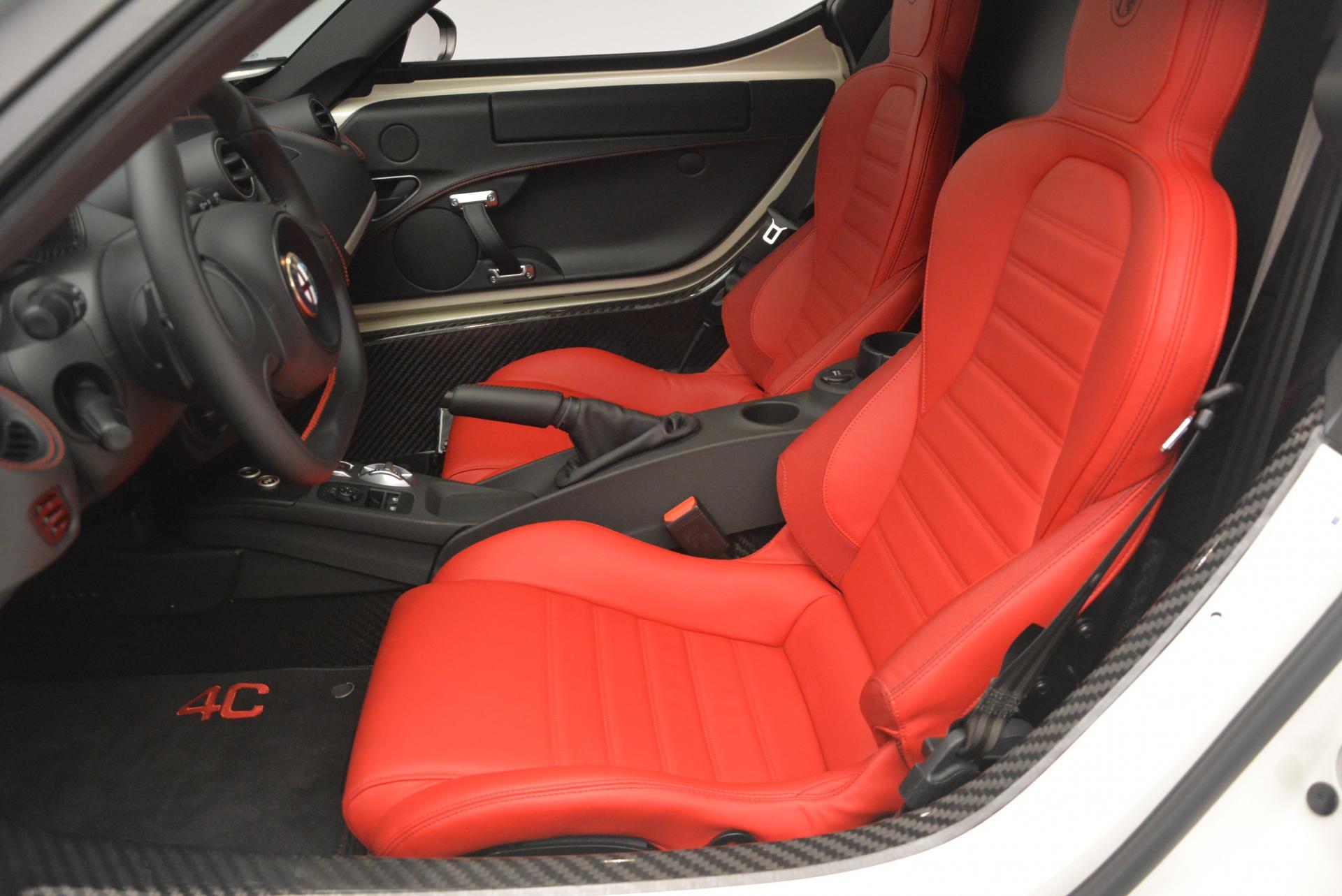 Used 2015 Alfa Romeo 4C  For Sale In Westport, CT 5_p15