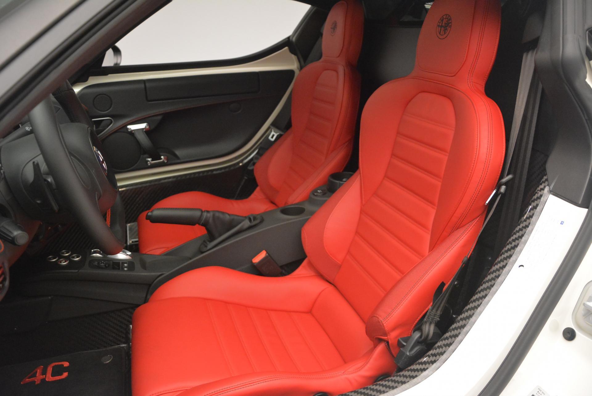 Used 2015 Alfa Romeo 4C  For Sale In Westport, CT 5_p16