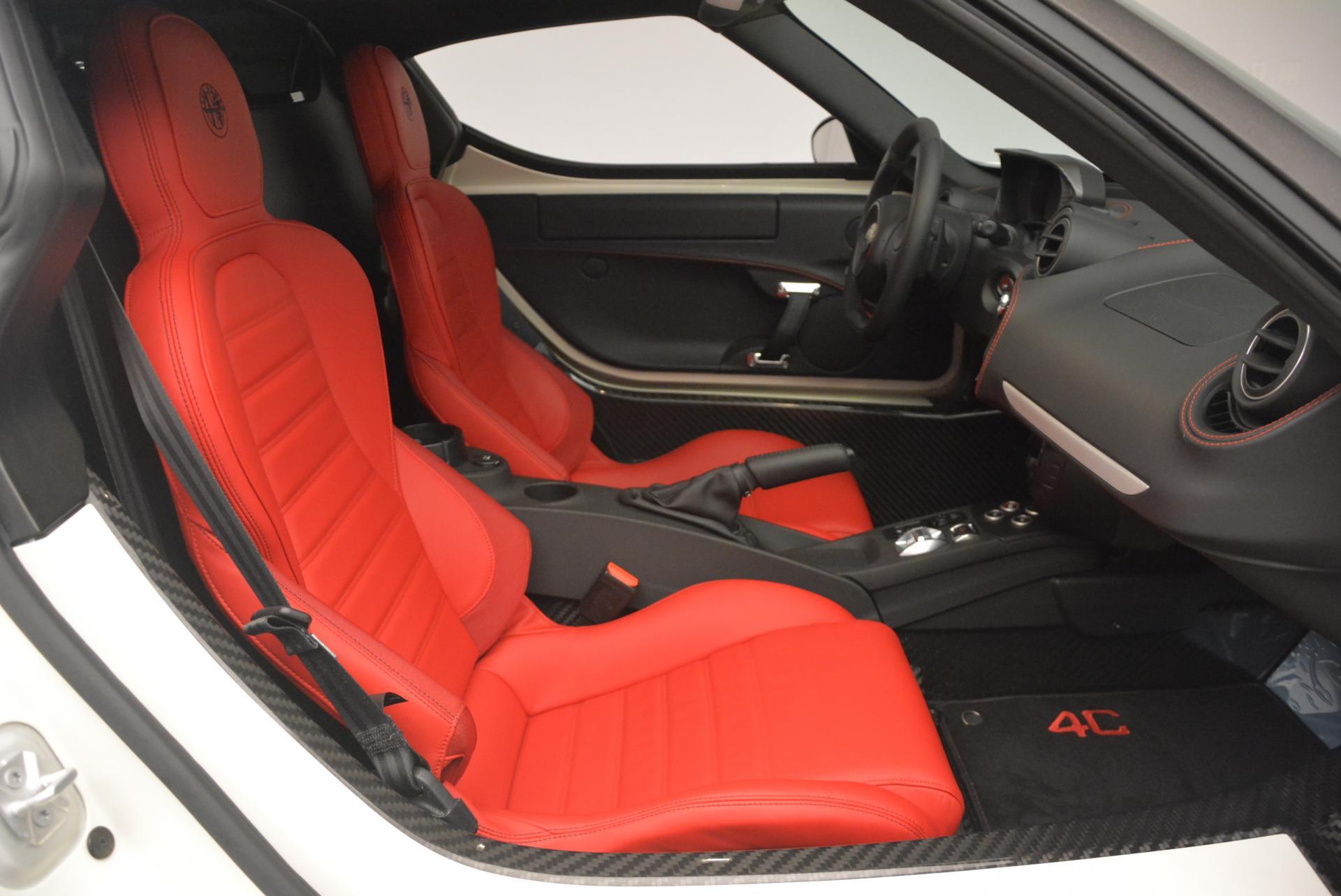 Used 2015 Alfa Romeo 4C  For Sale In Westport, CT 5_p19