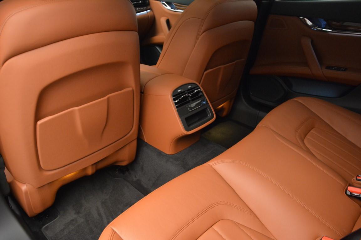 New 2016 Maserati Quattroporte S Q4 For Sale In Westport, CT 50_p18