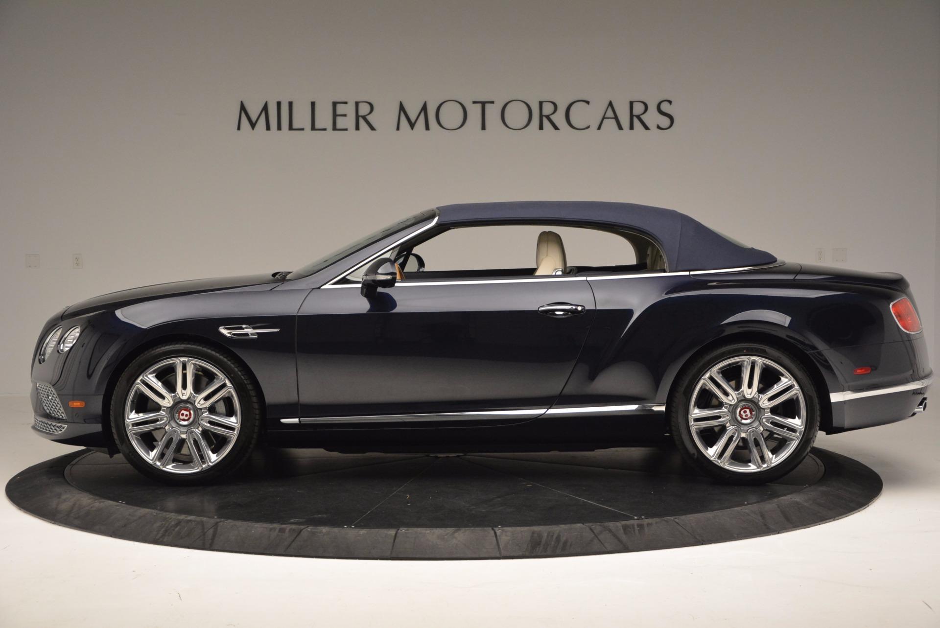 New 2017 Bentley Continental GT V8 For Sale In Westport, CT 500_p15