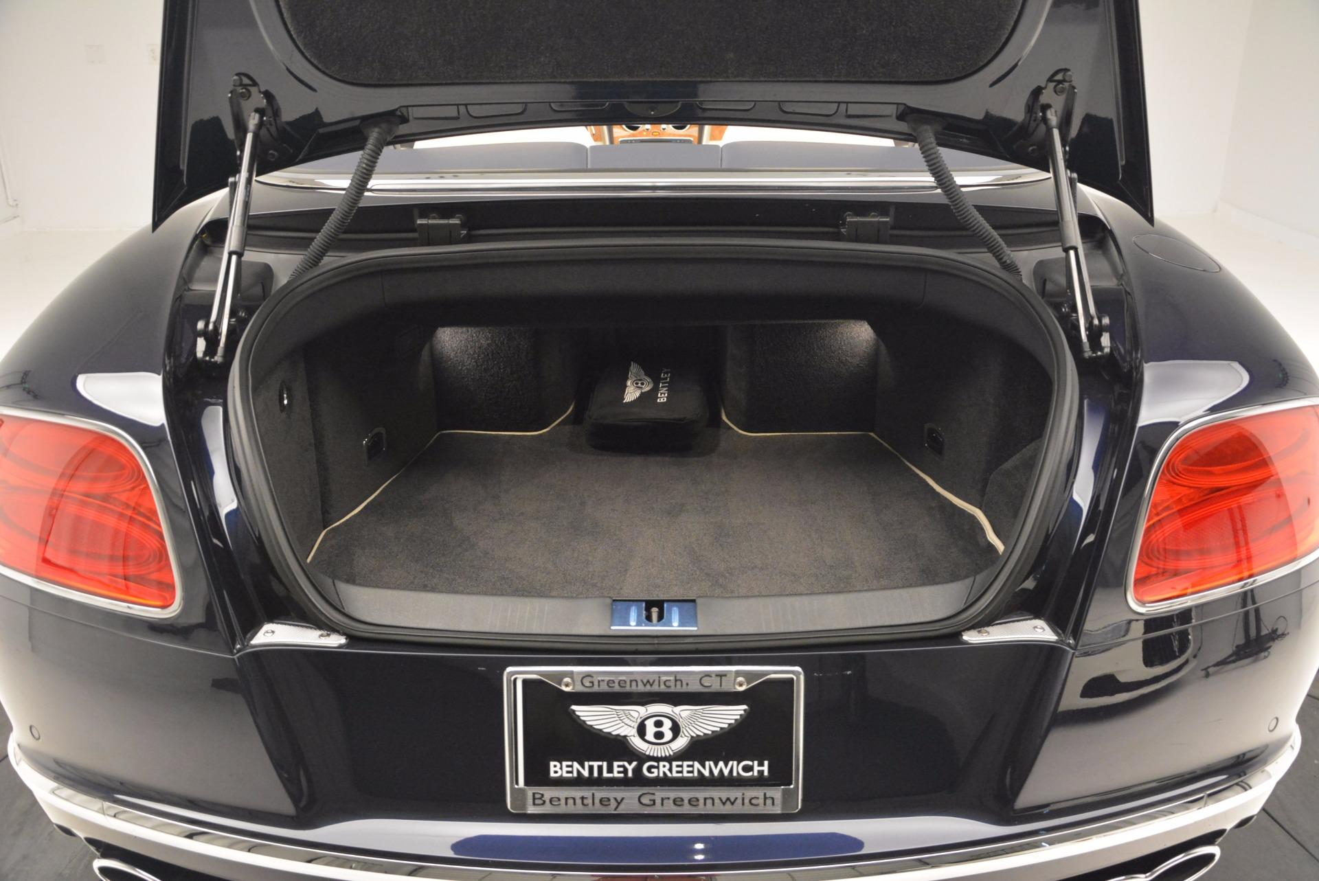 New 2017 Bentley Continental GT V8 For Sale In Westport, CT 500_p48