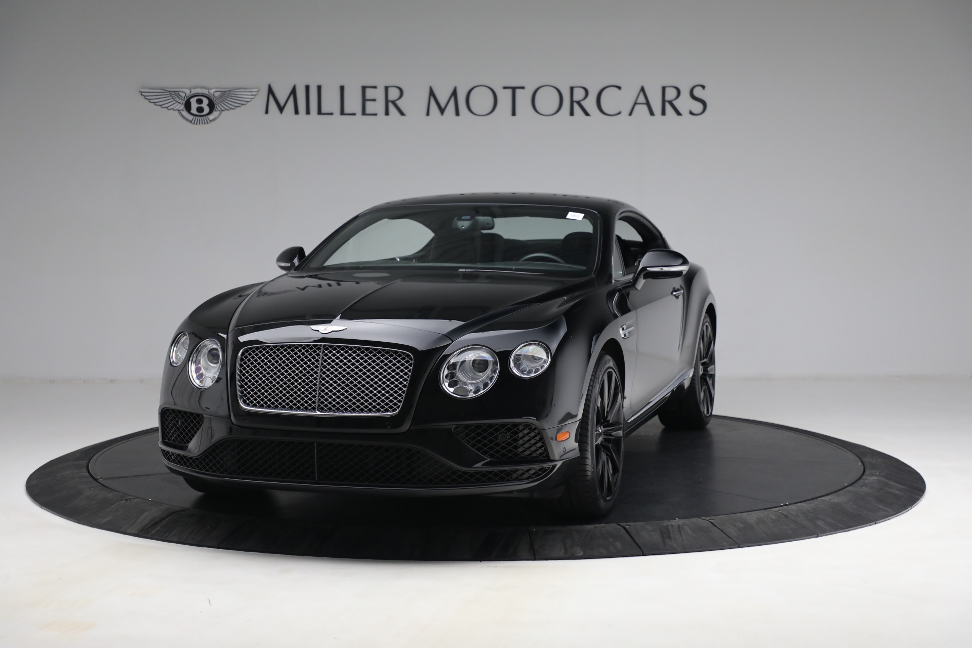 New 2017 Bentley Continental GT V8 For Sale In Westport, CT 501_main