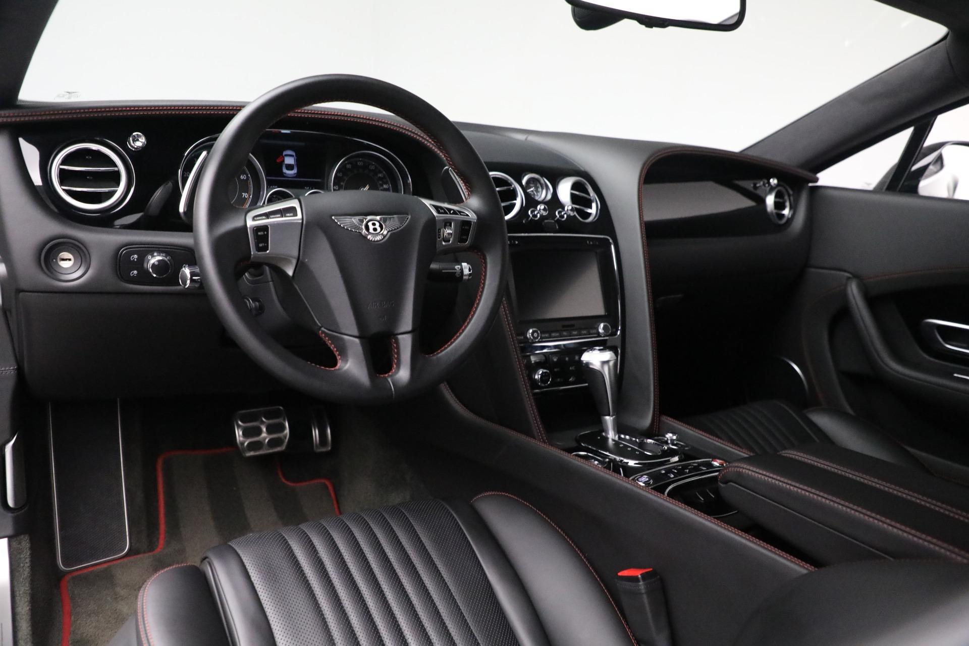 New 2017 Bentley Continental GT V8 For Sale In Westport, CT 501_p15